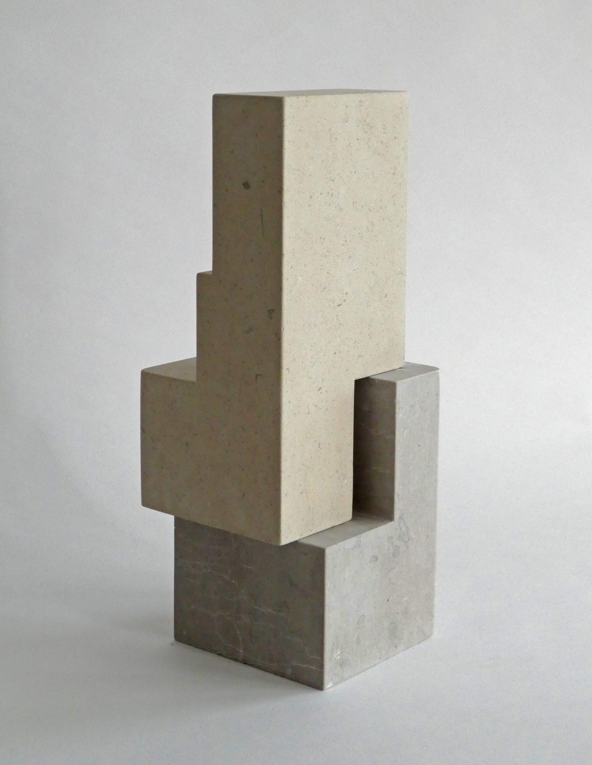 Kunst: City Climb van kunstenaar Fieke de Roij