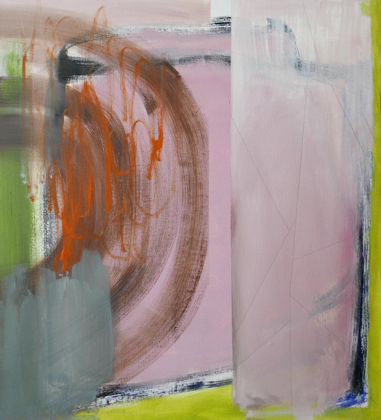 Kunst: Concentric circles van kunstenaar Lou Vos