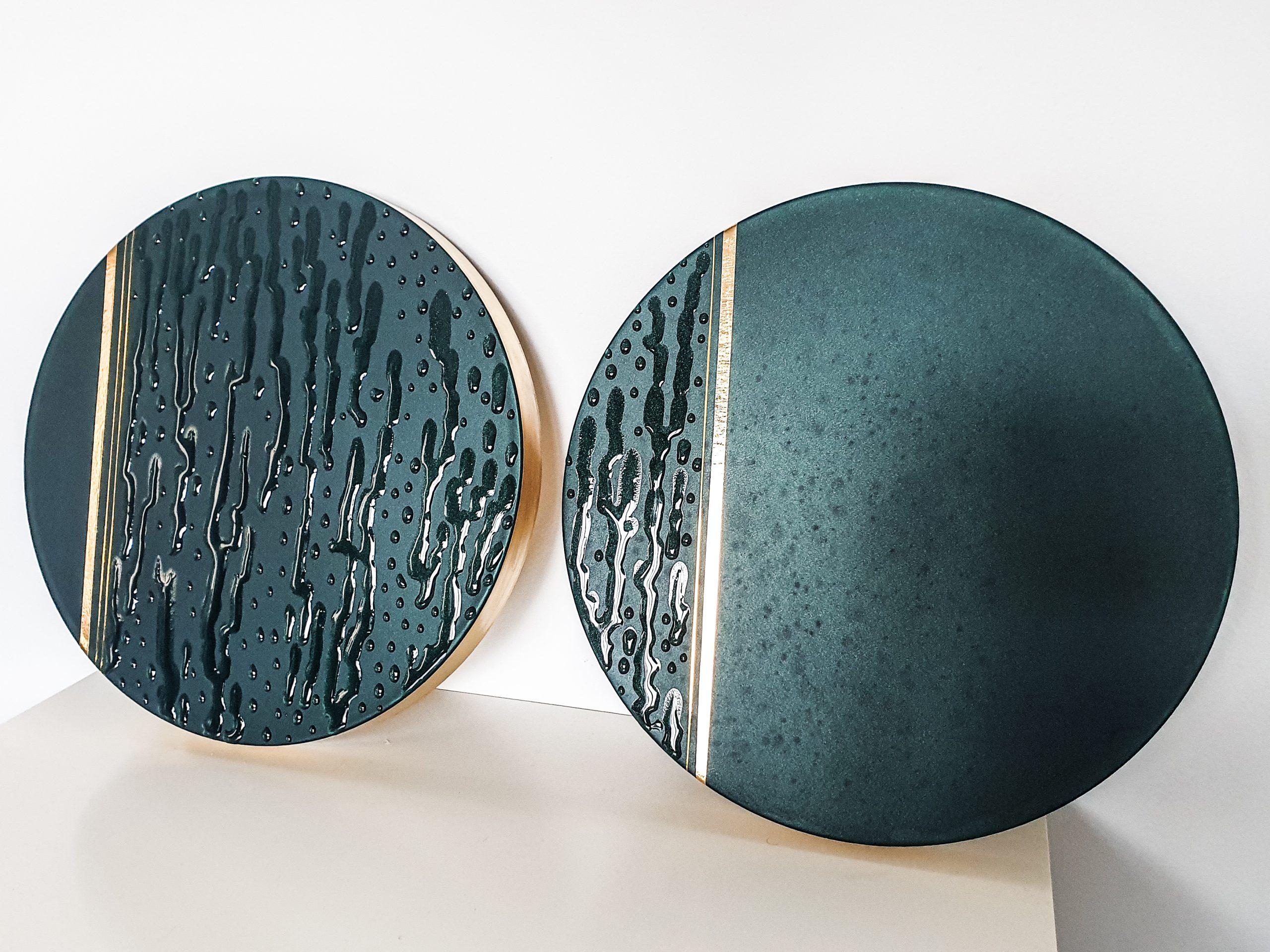 Kunst: Downpour van kunstenaar Marlies Geldof