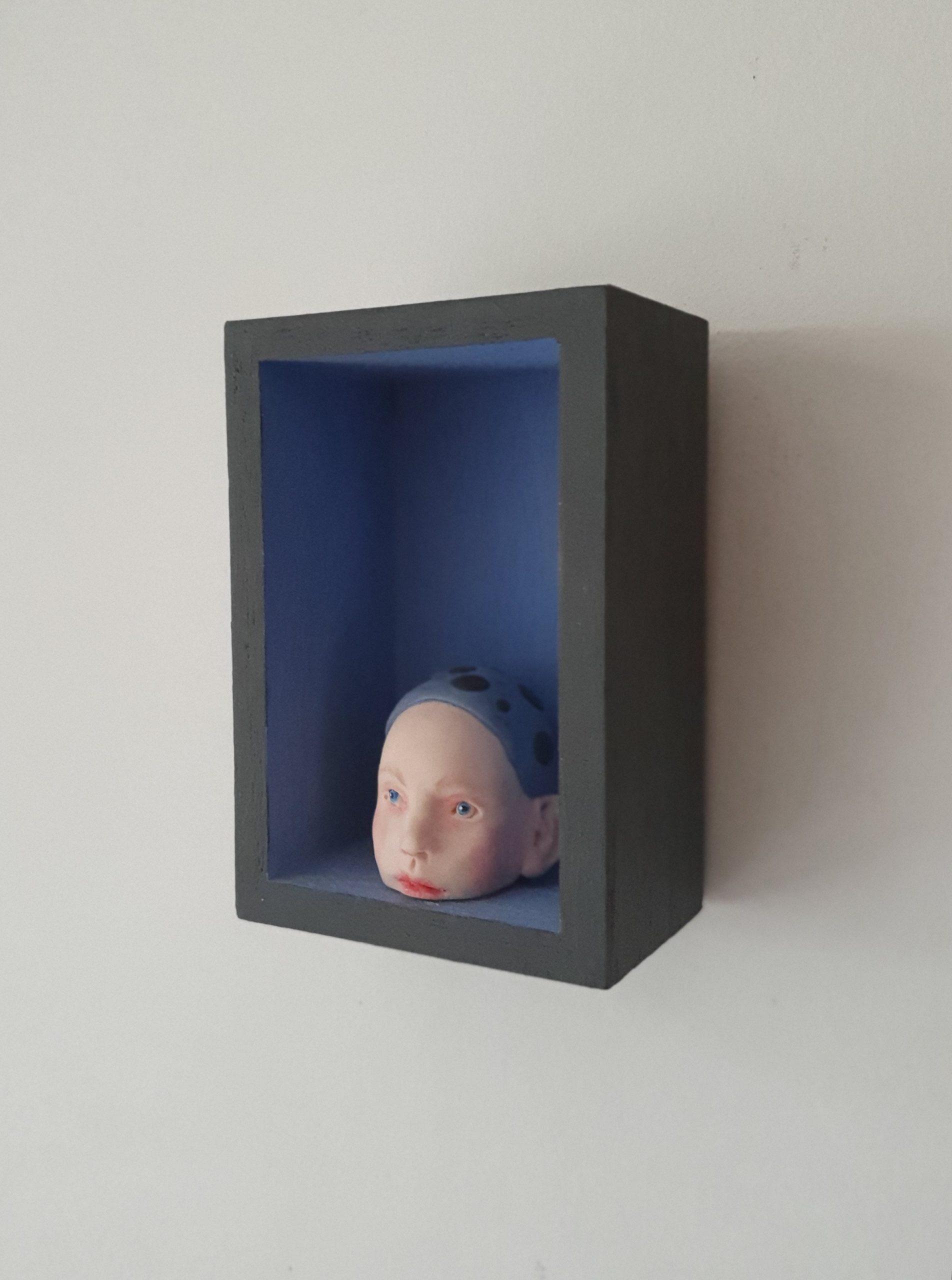 Kunst: Het hoofd boven water houden van kunstenaar Saskia Hoeboer