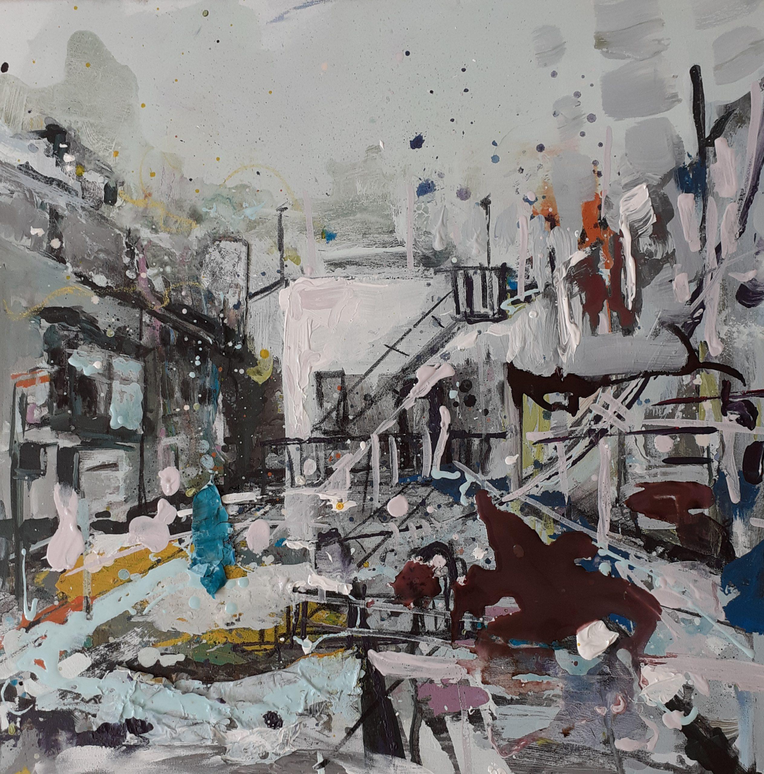 Kunst: Hof van kunstenaar Anneke Koster