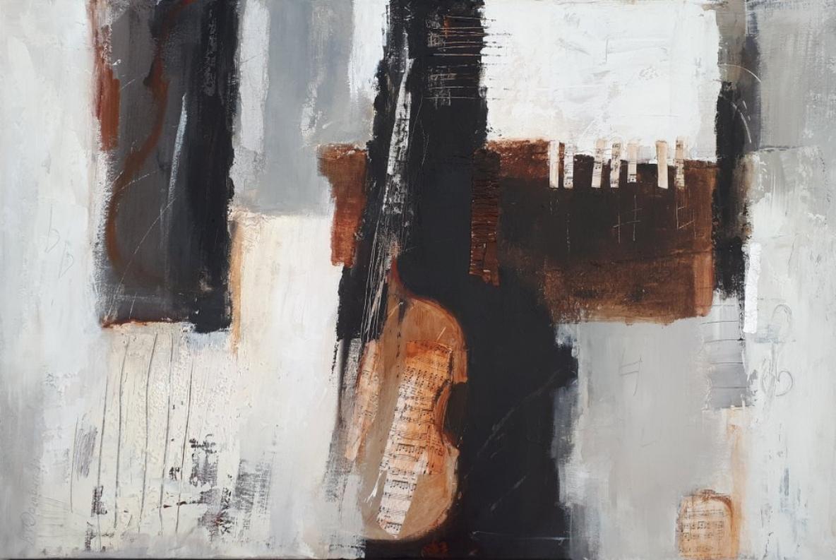 Kunst: Invitation van kunstenaar Lydia van Domburgh
