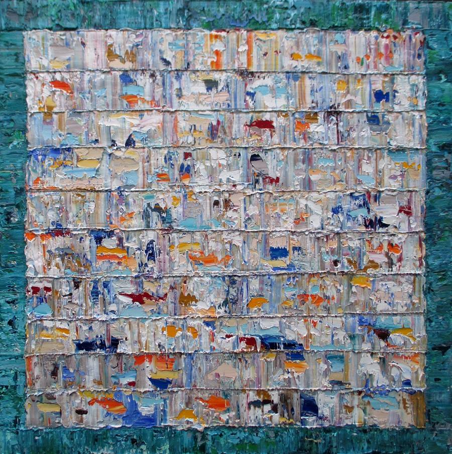 Kunst: Palmyra van kunstenaar Rinus Hofman