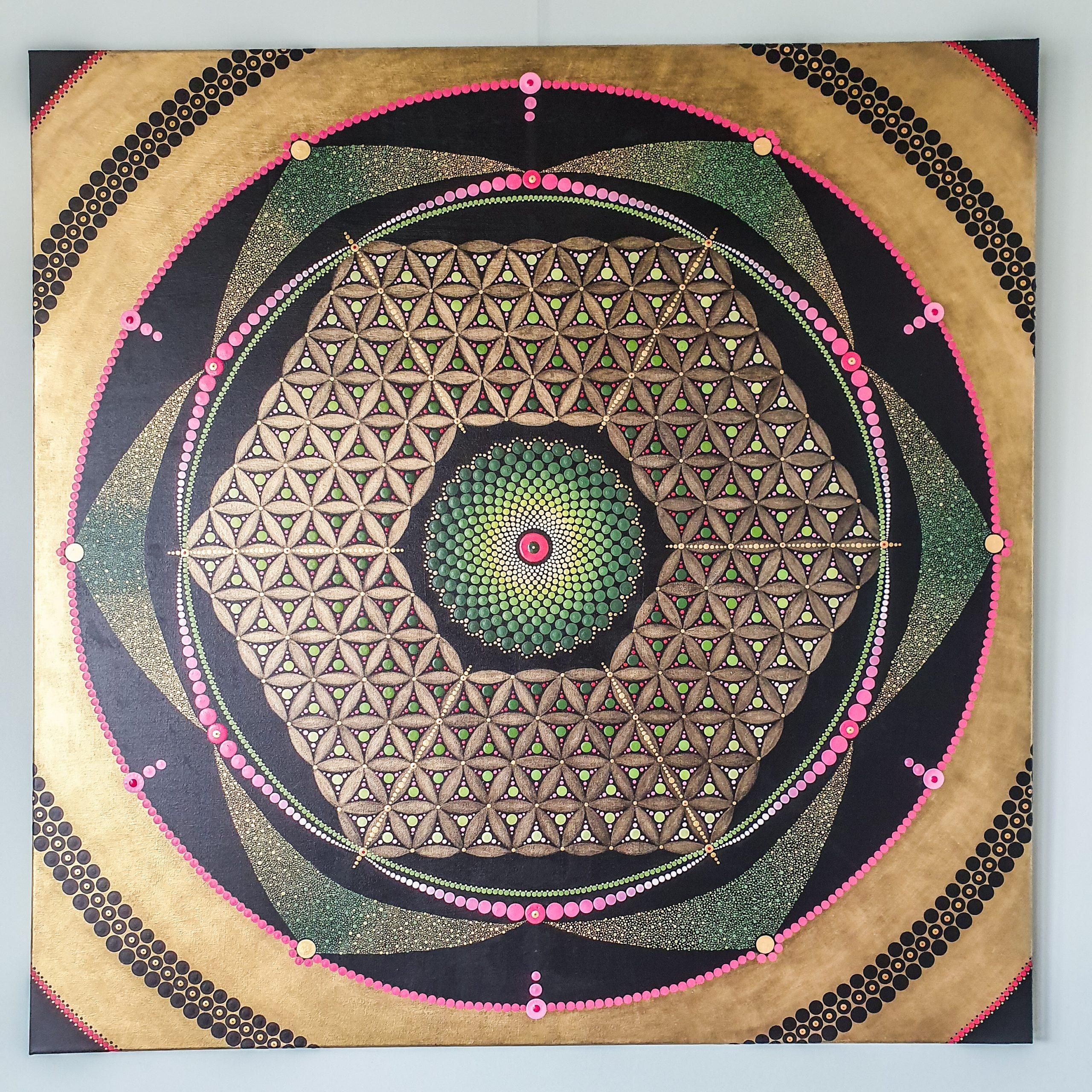 Kunst: Majestic van kunstenaar Marlies Geldof