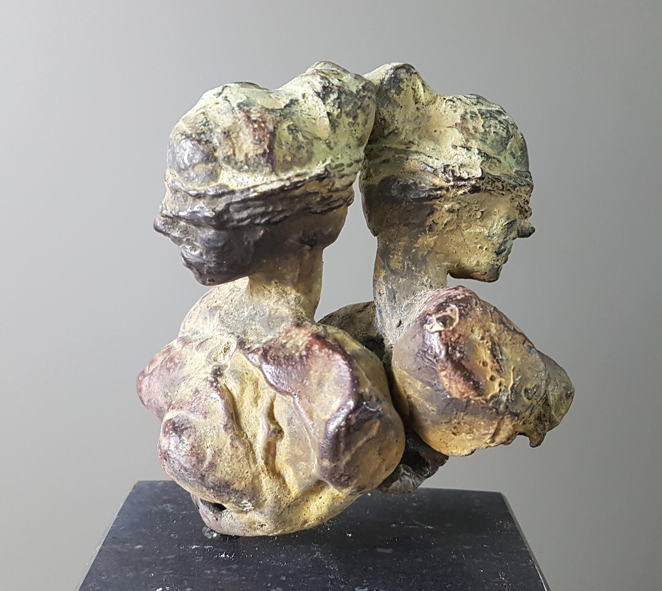 Kunst: Mirror 2 van kunstenaar Angelique Cremers