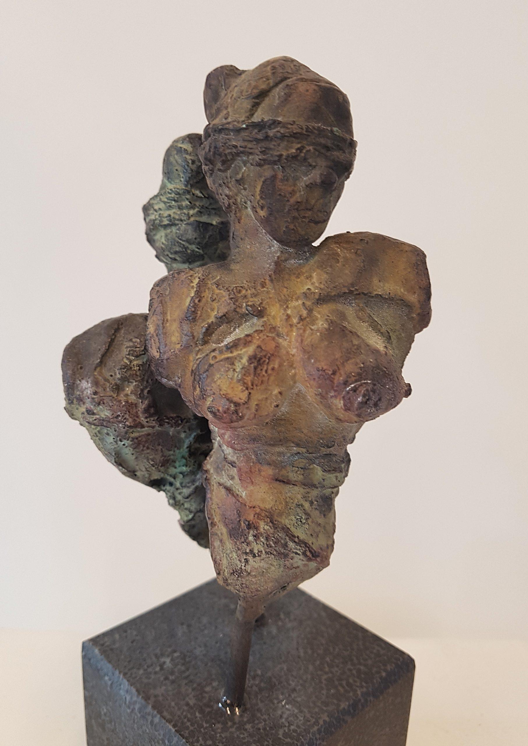 Kunst: Mirror 3 van kunstenaar Angelique Cremers