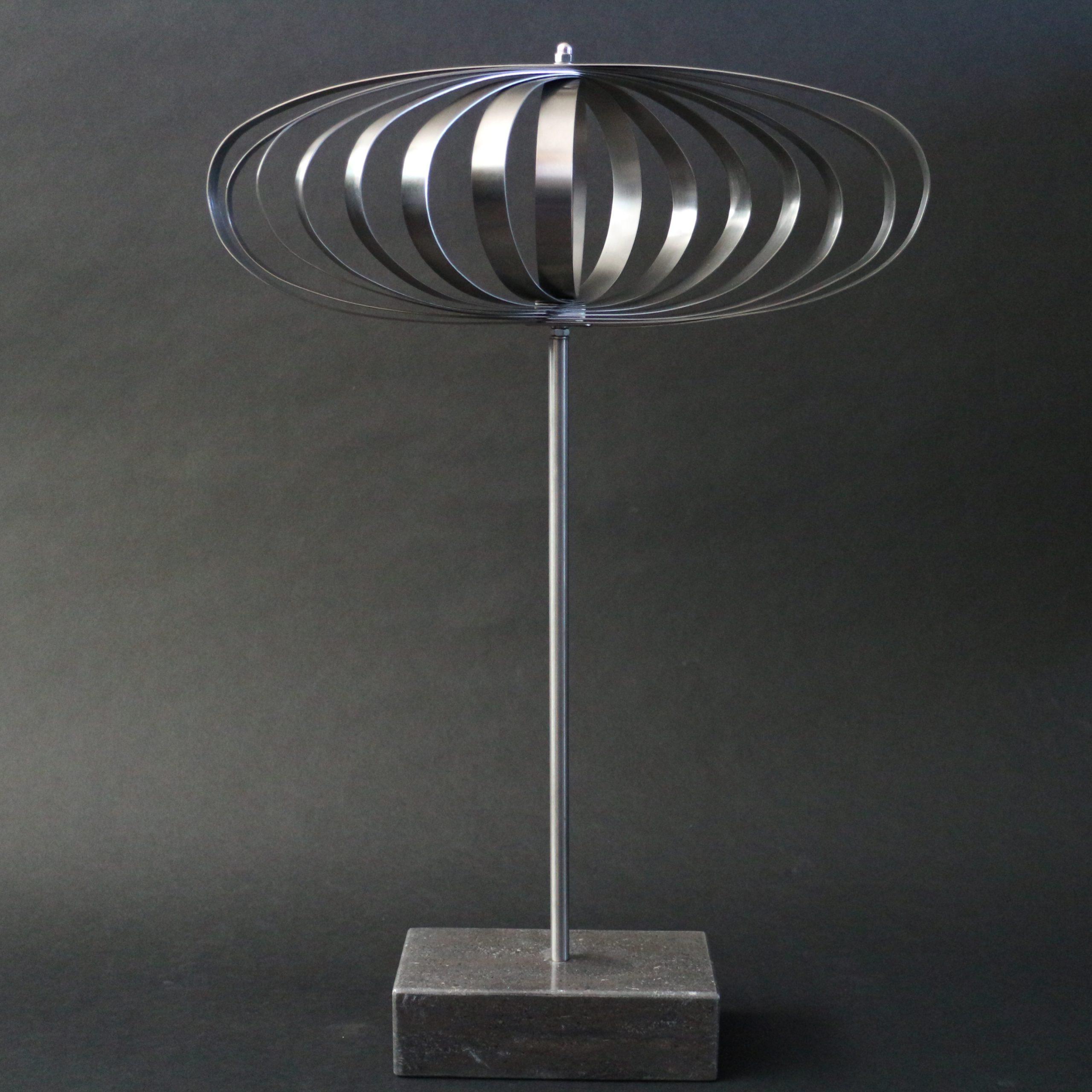 Kunst: Oval van kunstenaar Bert Verboon