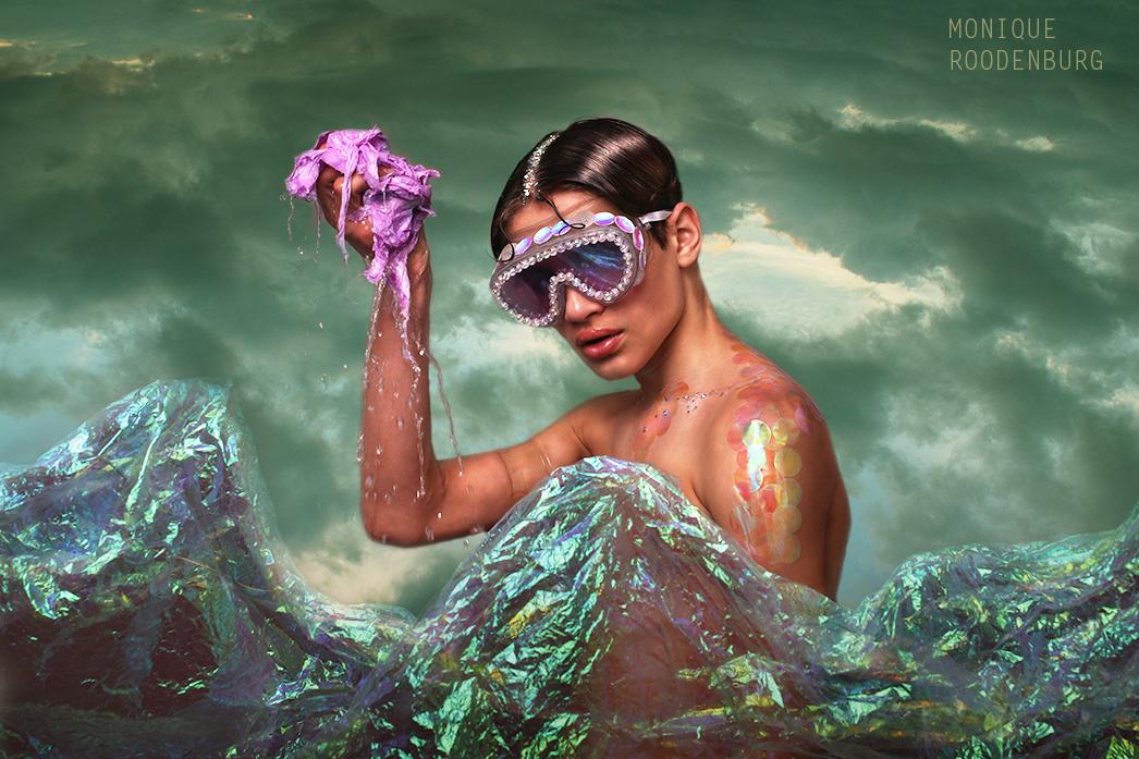 Kunst: Plastic fantastic I van kunstenaar Monique Roodenburg