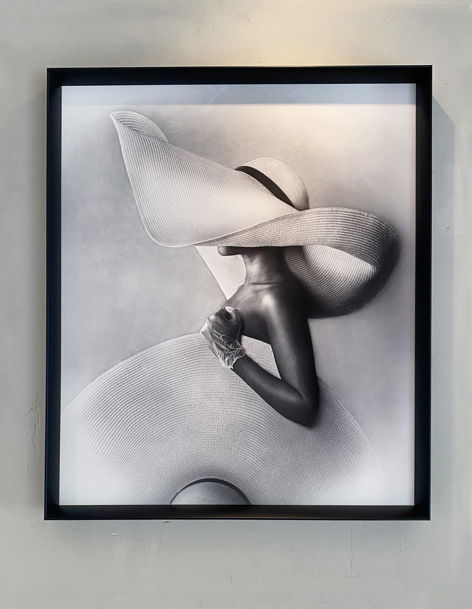 Kunst: Spring brake: I come hat in hand but the heart screams cowboy van kunstenaar Jackie B