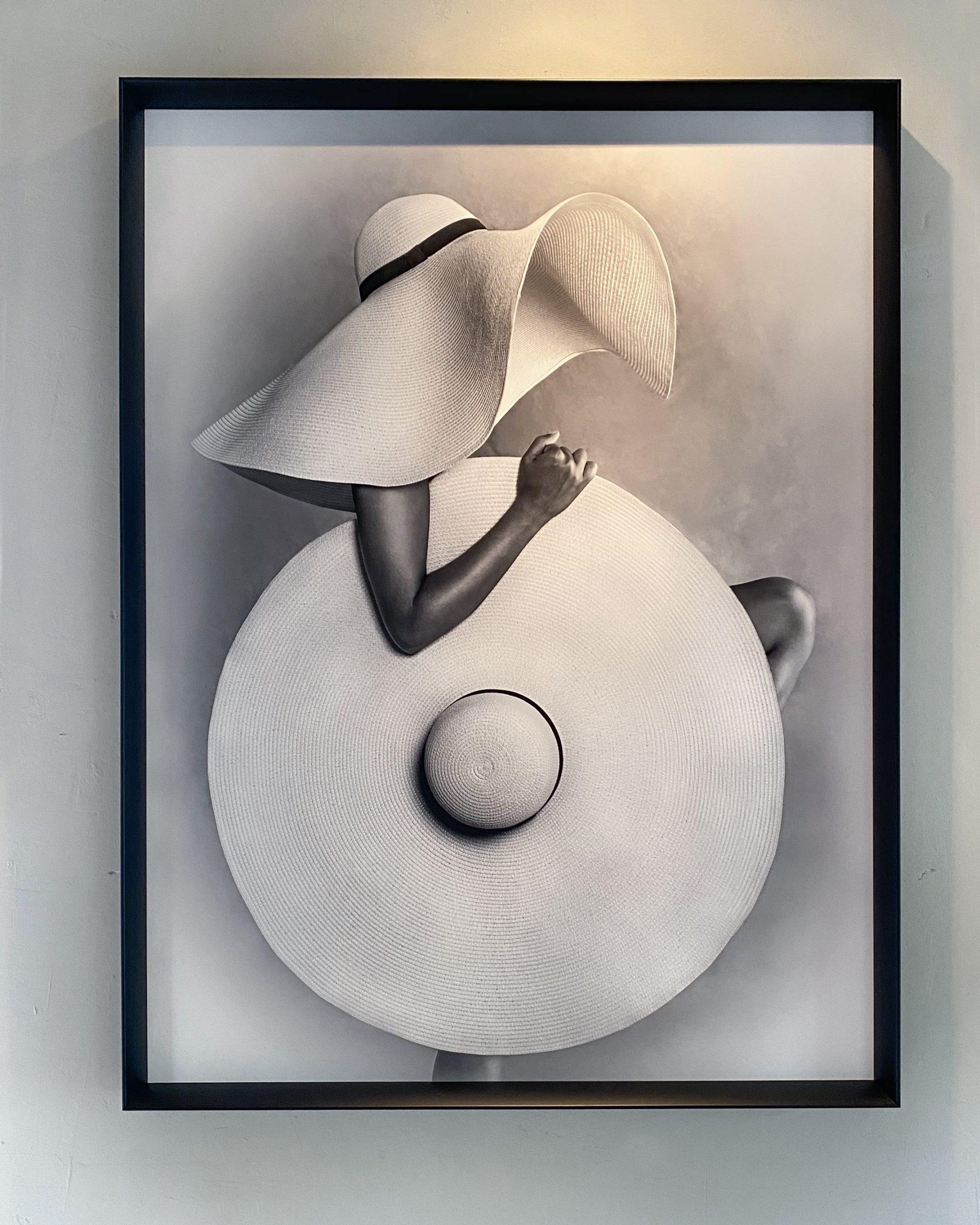 Kunst: Spring Brake: I 'm walking in circles, I'm riding the wave. van kunstenaar Jackie B
