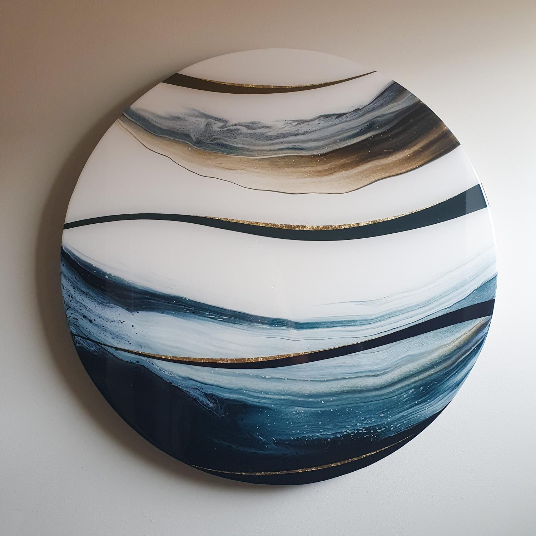 Kunst: Surf van kunstenaar Marlies Geldof