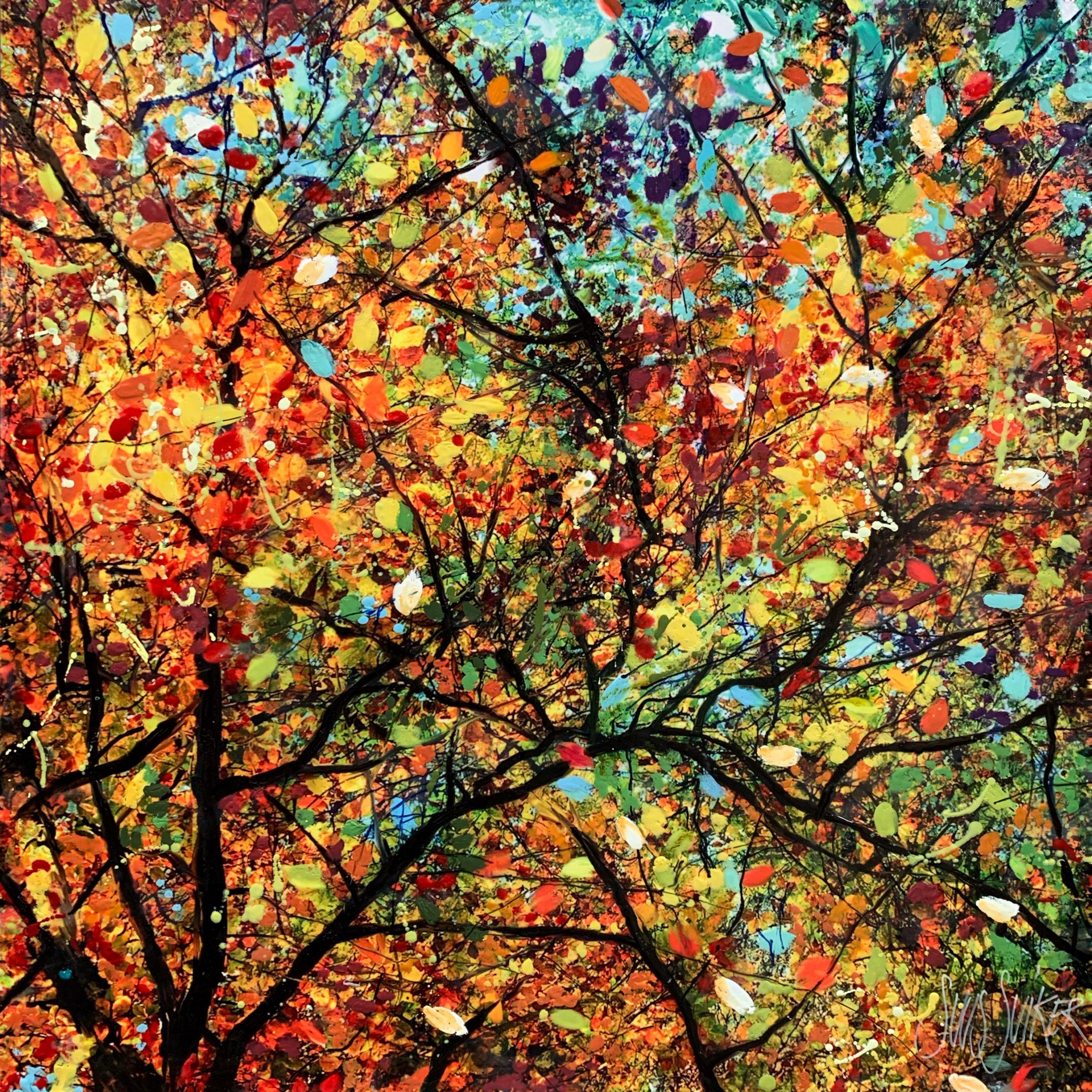 Kunst: Symbiose 70-13 van kunstenaar Suus Suiker
