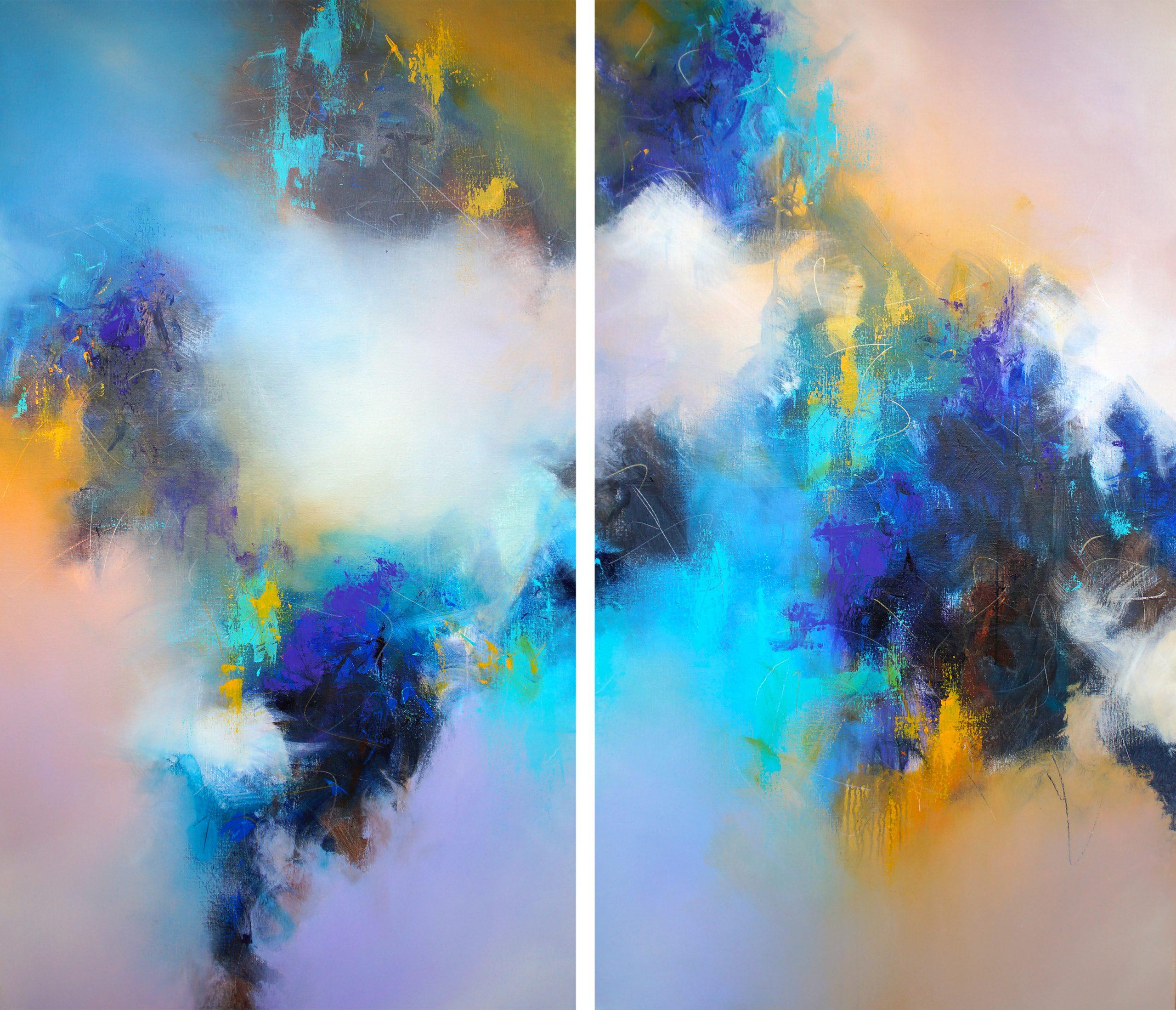 Kunst: To Stand In Wonder van kunstenaar Nicole Cijs