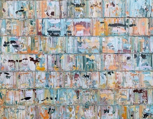 Kunst: Tobi, Pacific. van kunstenaar Rinus Hofman