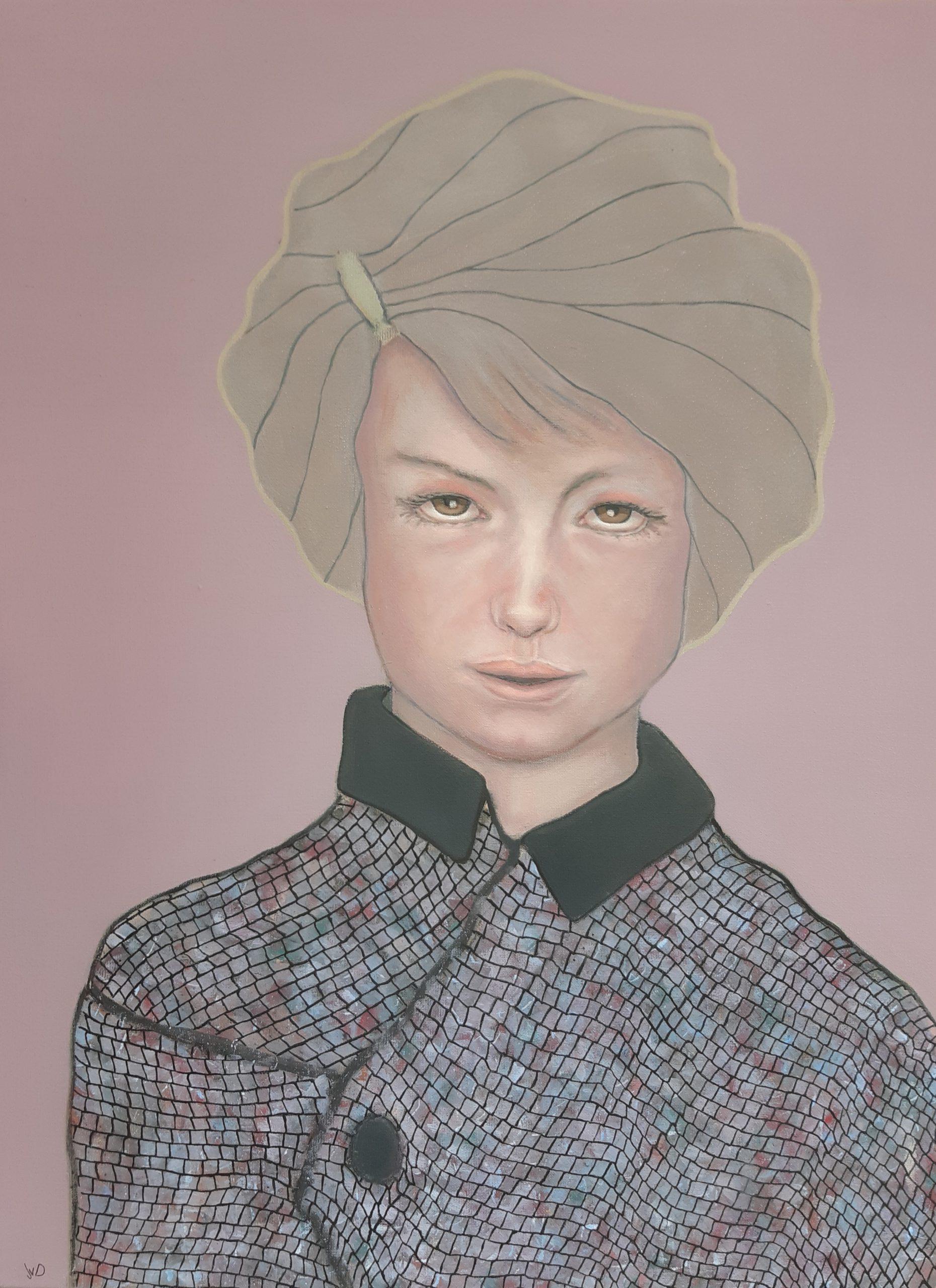 Kunst: 5698 van kunstenaar Jeanette van Dun