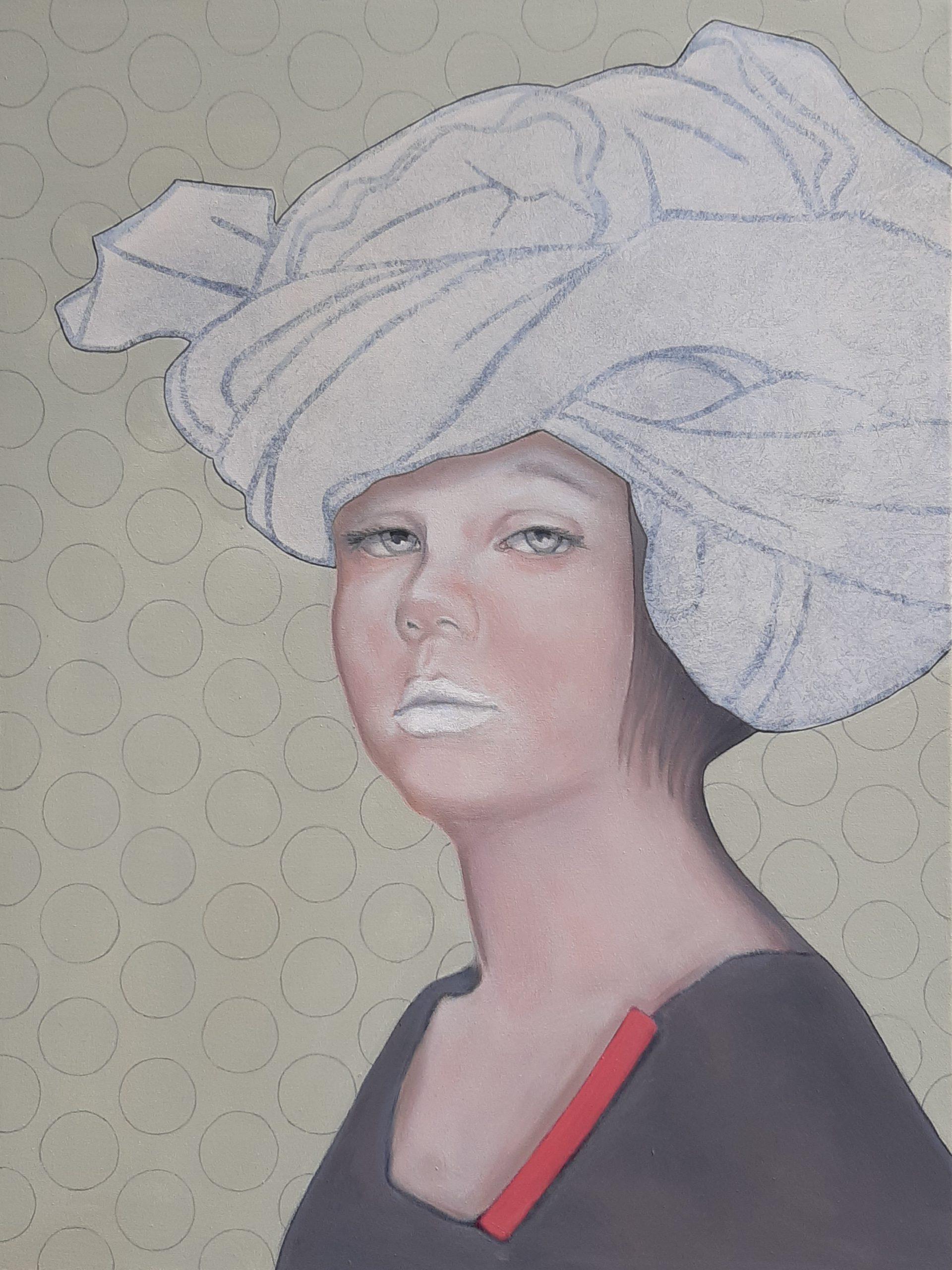 Kunst: 5699 van kunstenaar Jeanette van Dun
