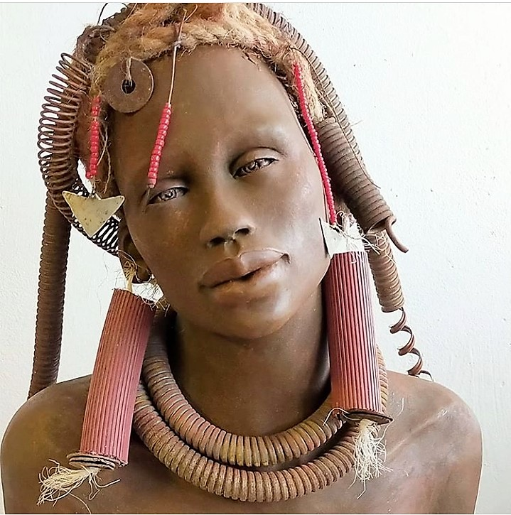 Kunst: Dakari – Vreugde van kunstenaar Lilian Wessels