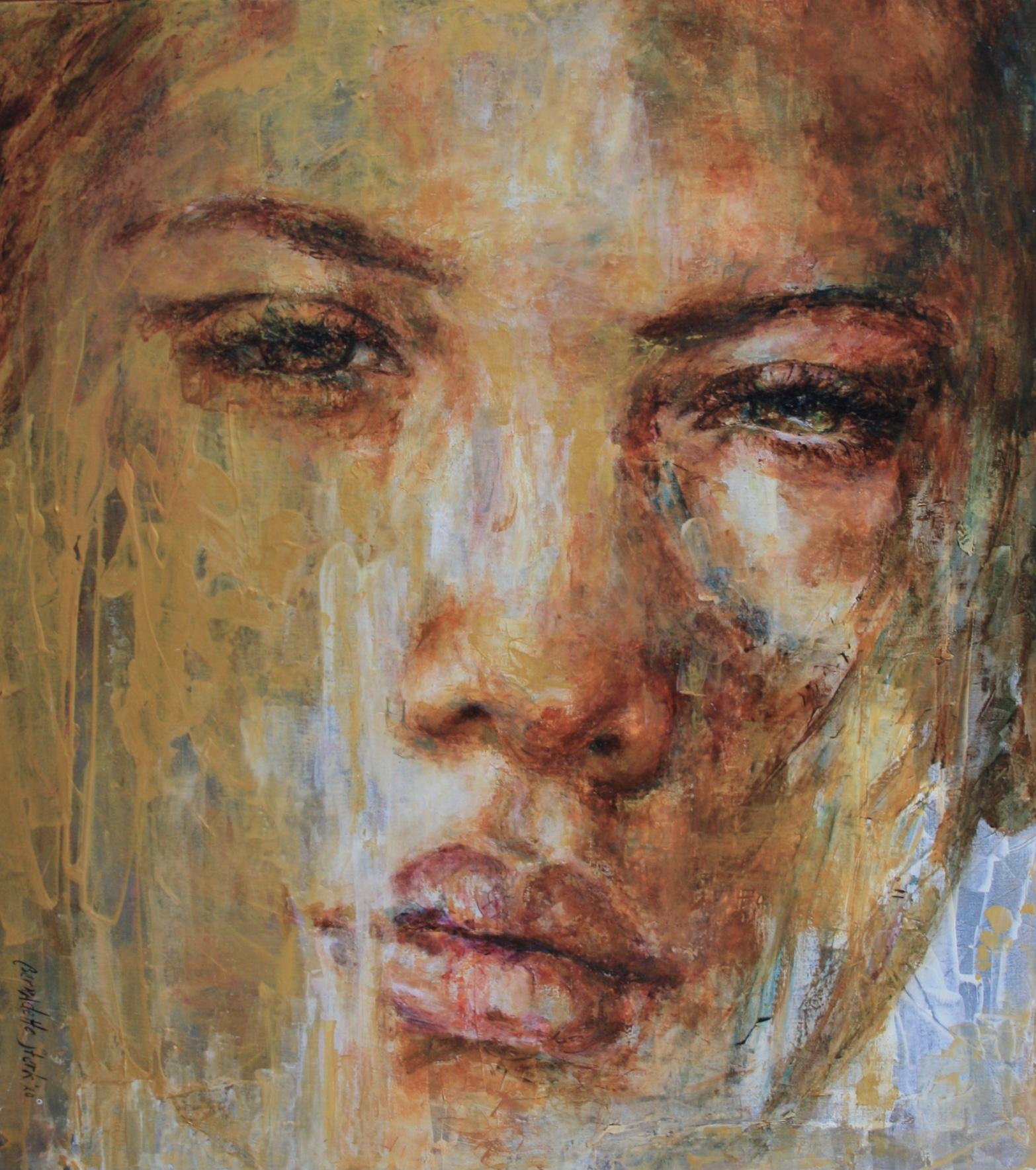 Kunst: I retake My Greatness to Shine van kunstenaar Bernadette Sterk