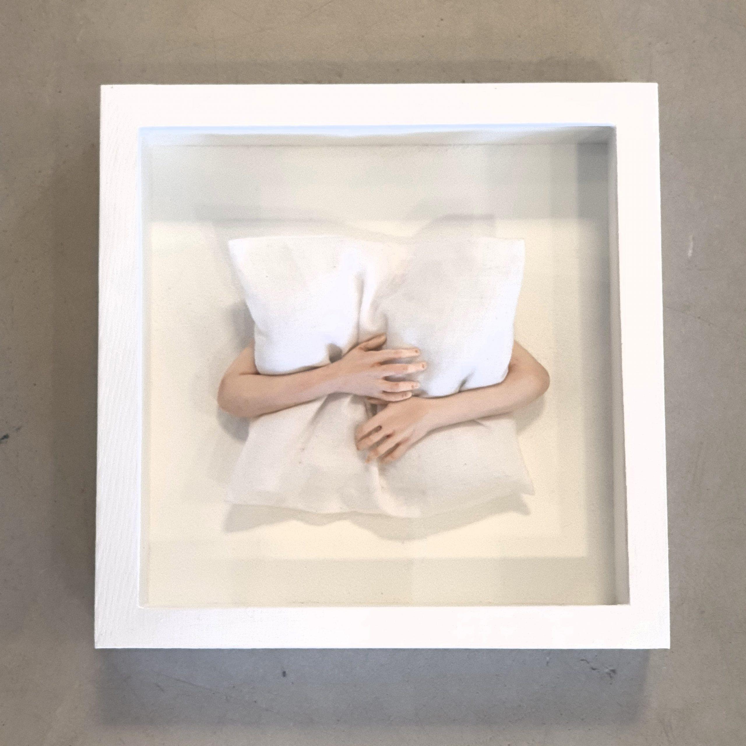 Kunst: Pillowtalk van kunstenaar Saskia Hoeboer