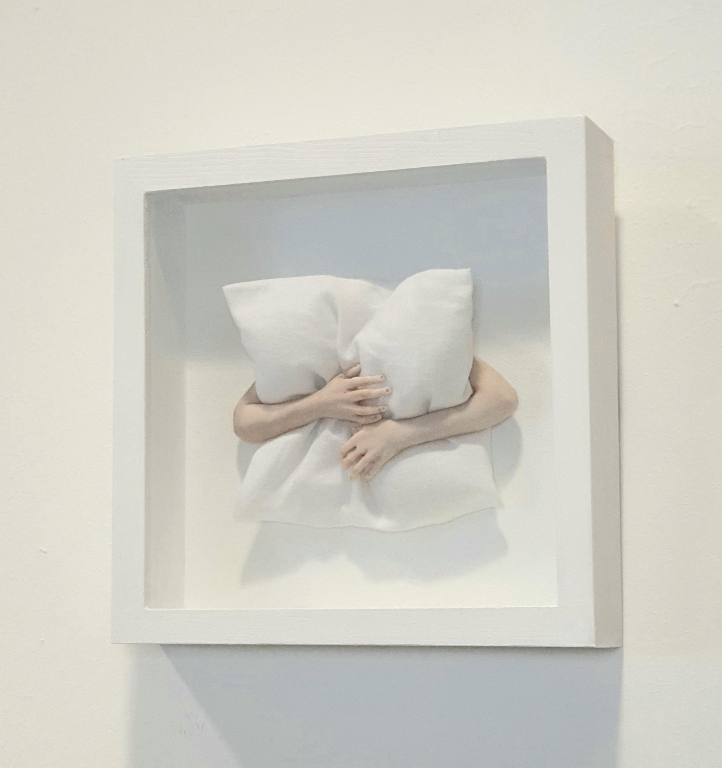 Kunst: Ik ben d'r helemaal klaar mee van kunstenaar Saskia Hoeboer