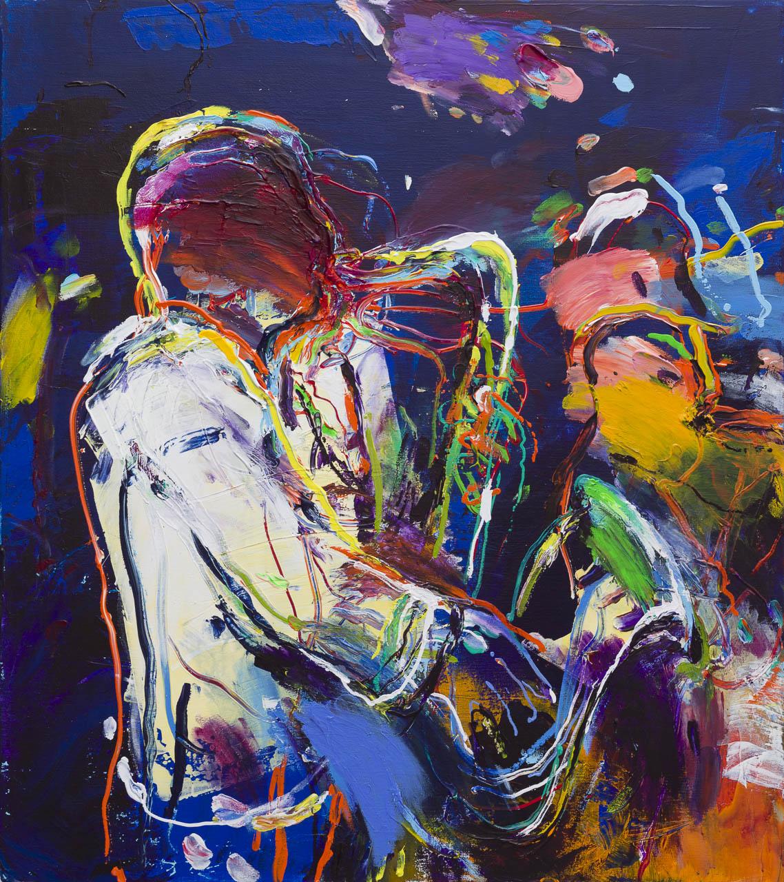 Kunst: Jazz van kunstenaar Jan van Lokhorst