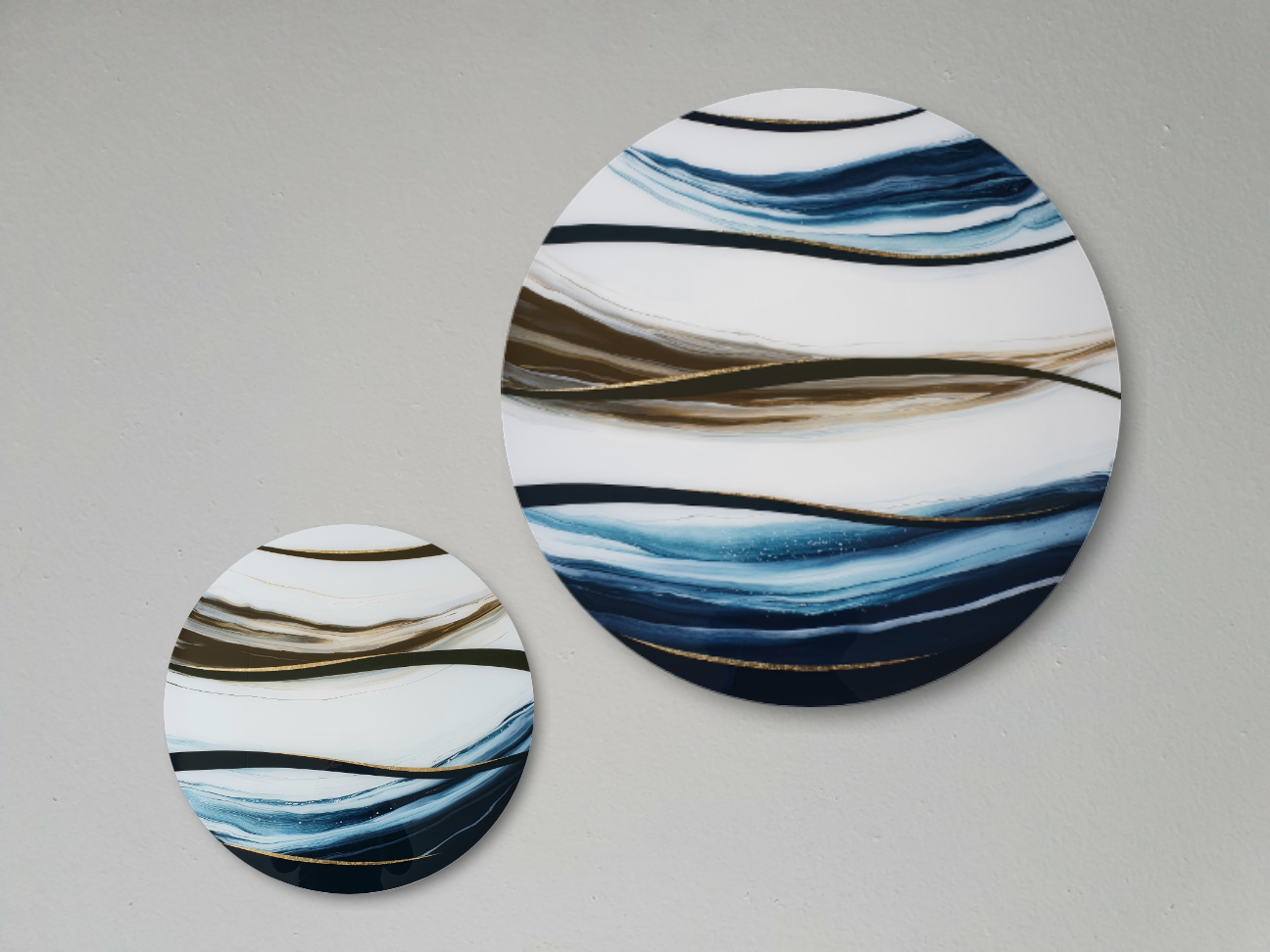 Kunst: Ocean view van kunstenaar Marlies Geldof