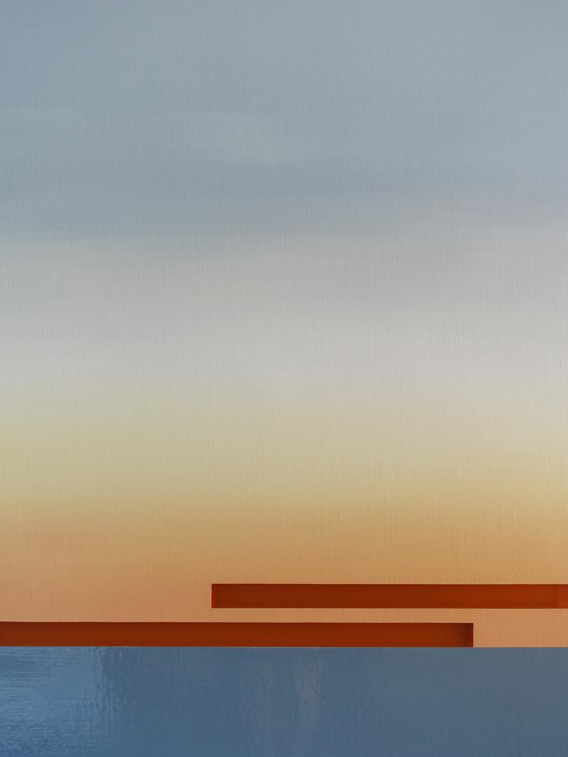 Kunst: Ochtendgloren van kunstenaar Geeske van de Molengraft