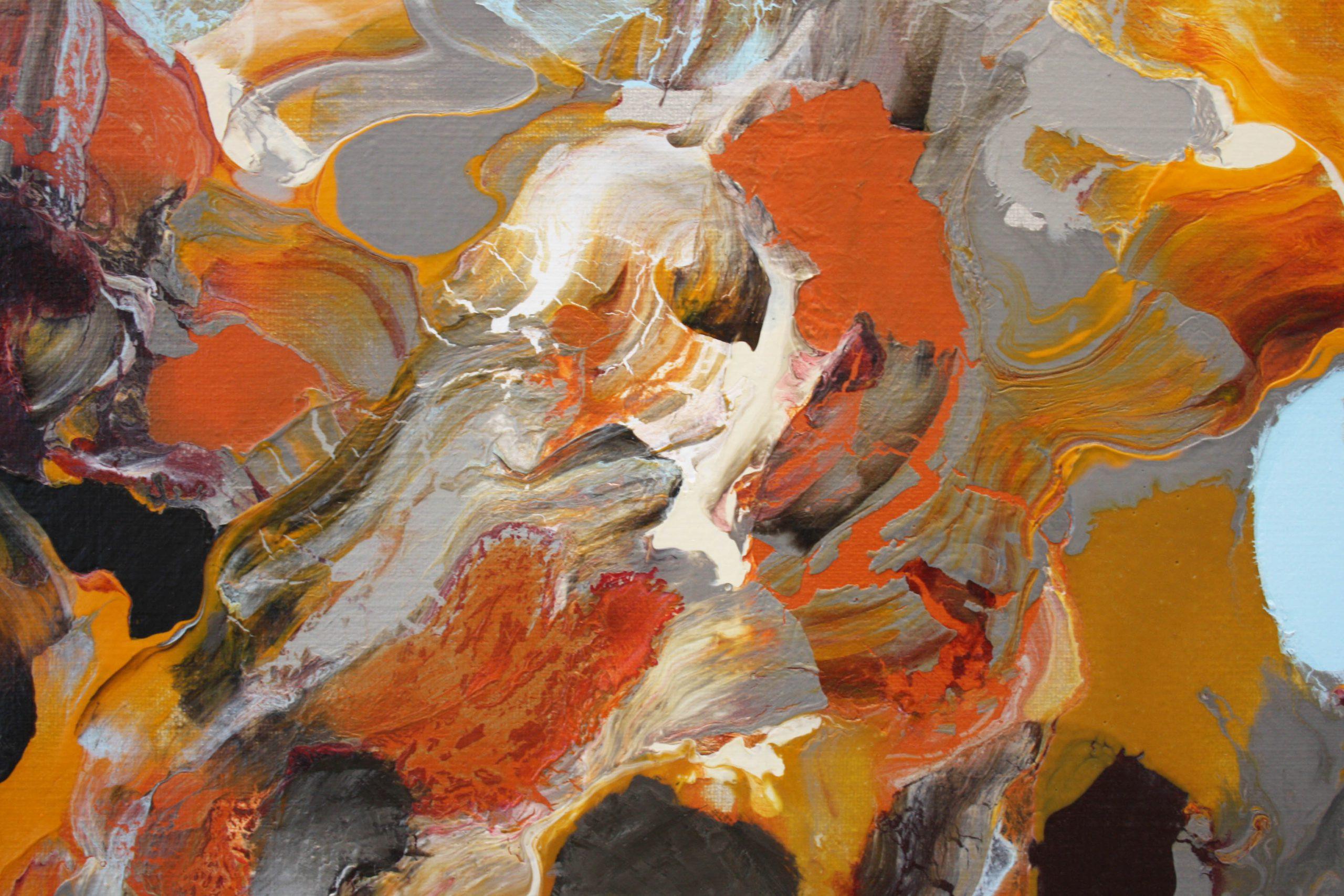 Kunst: Recollection van kunstenaar Marly Freij(portretten)