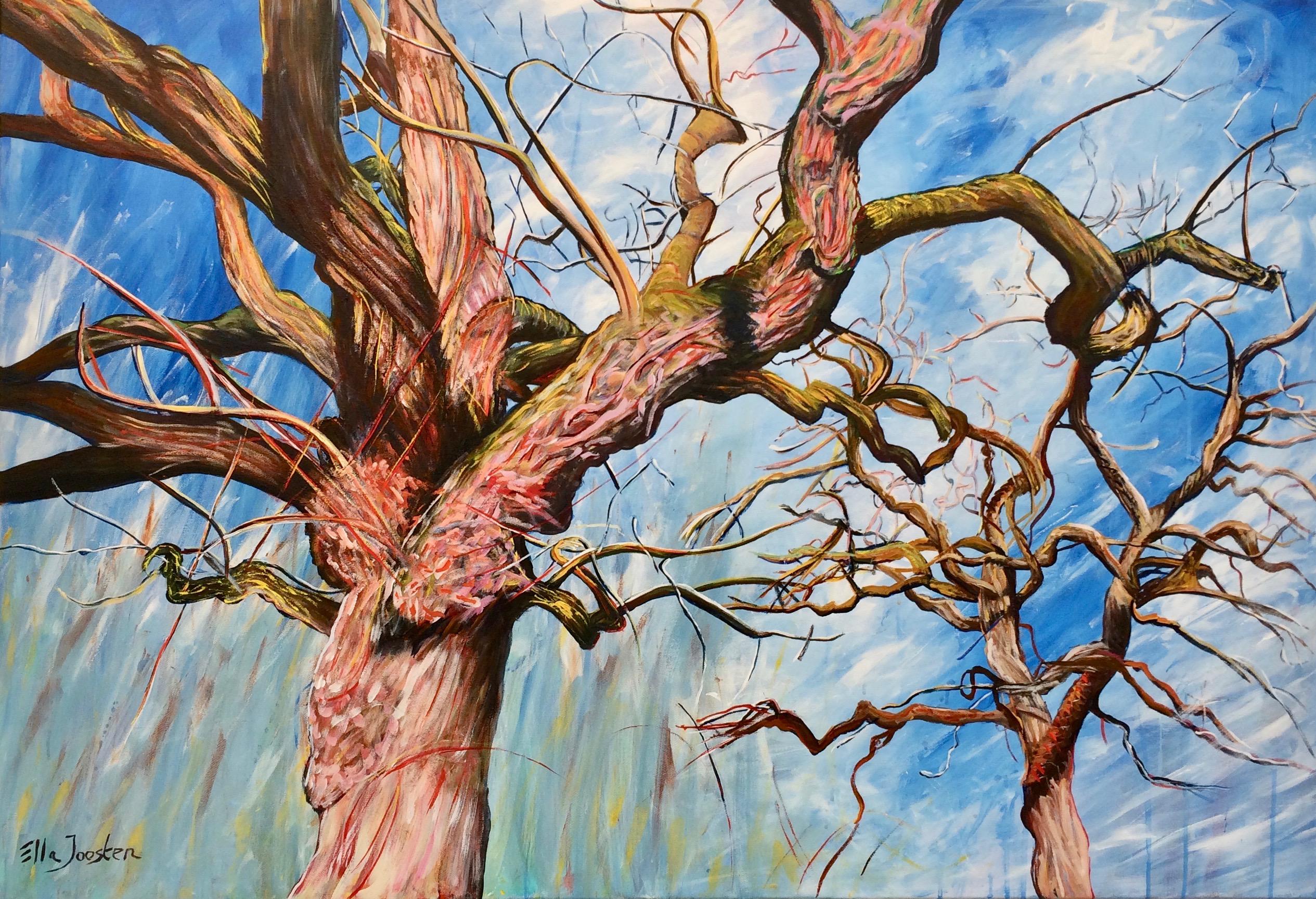 Kunst: Reflection 12 van kunstenaar Ella Joosten
