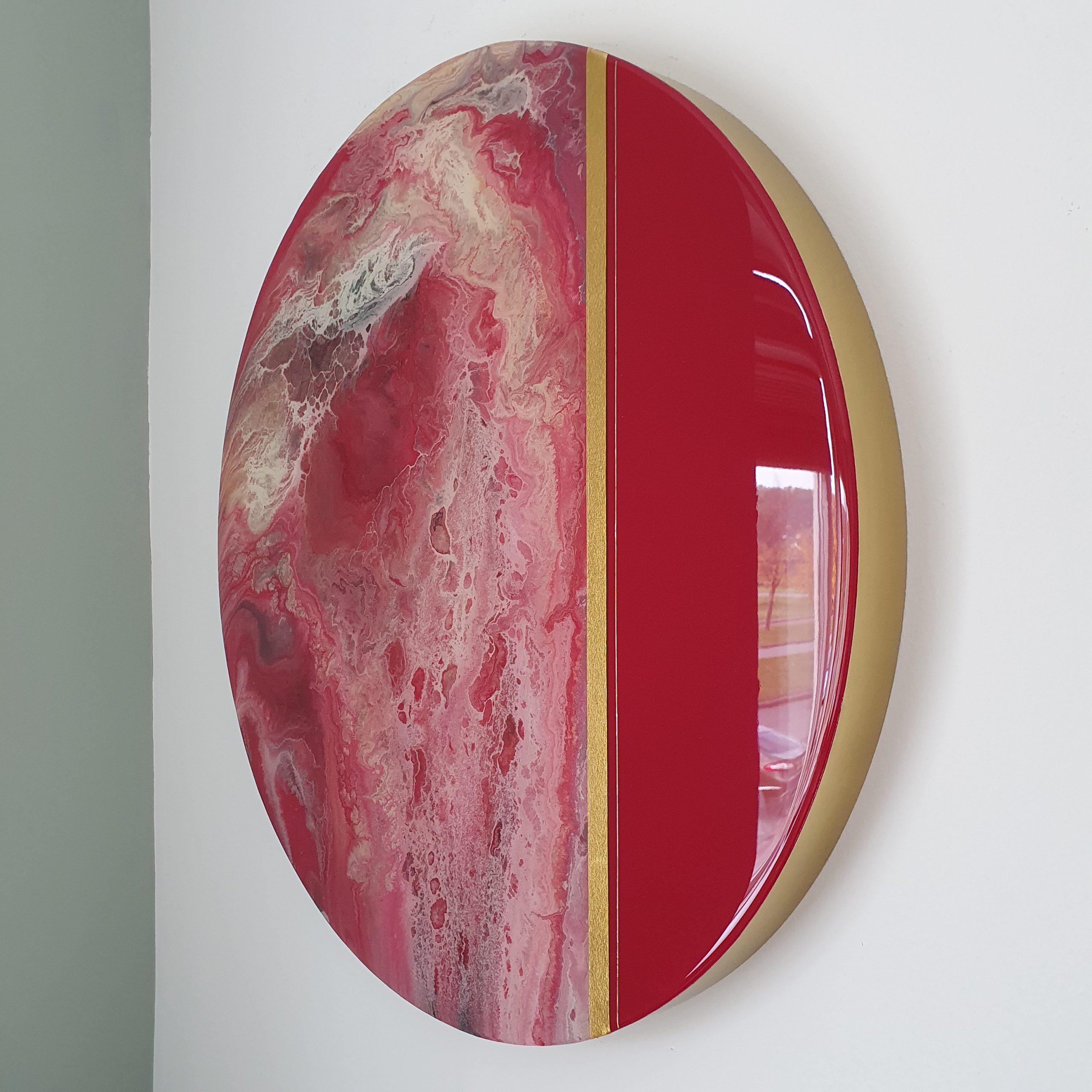 Kunst: Ruby van kunstenaar Marlies Geldof