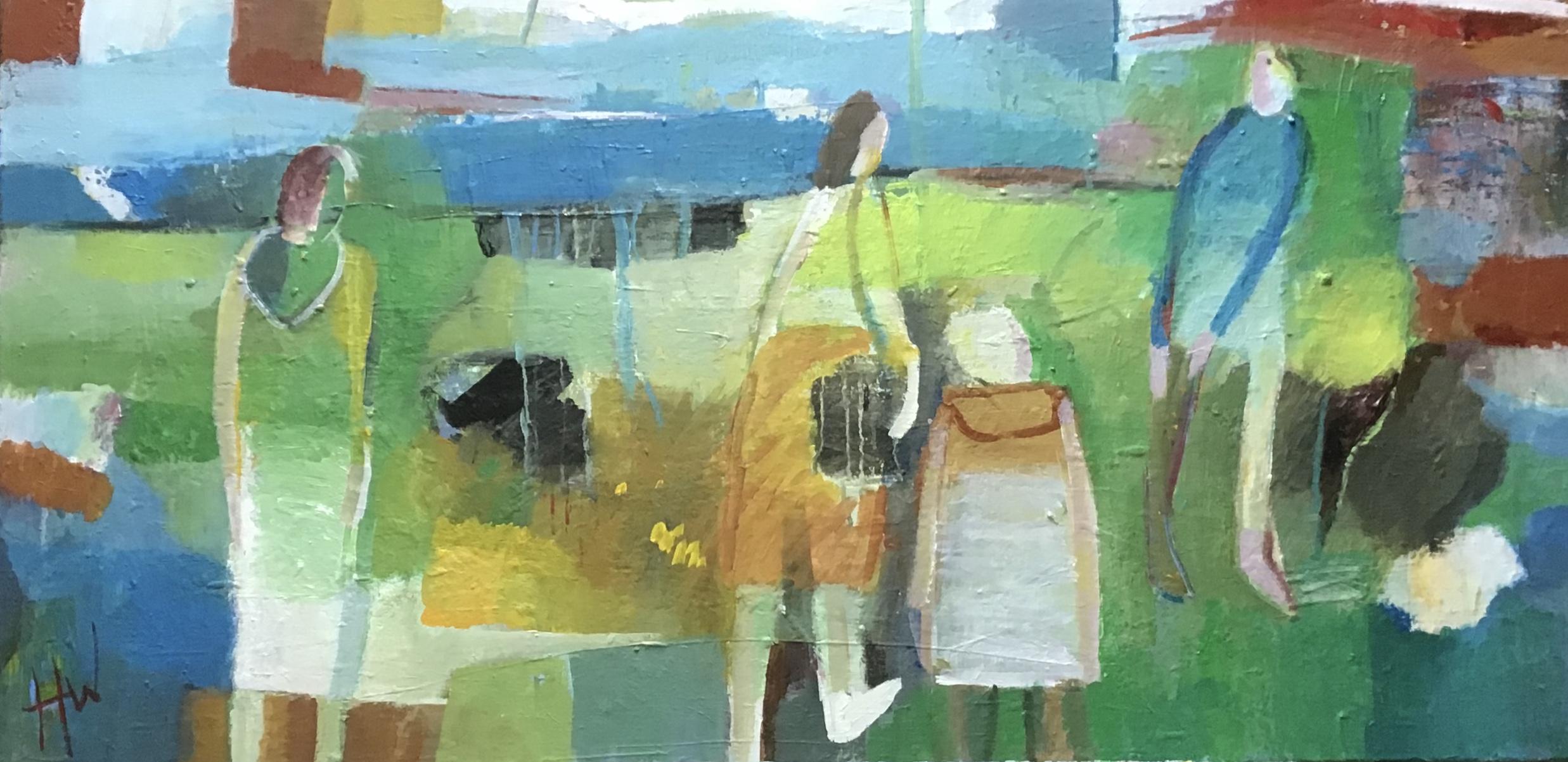 Kunst: afstand van kunstenaar Heleen Wilke
