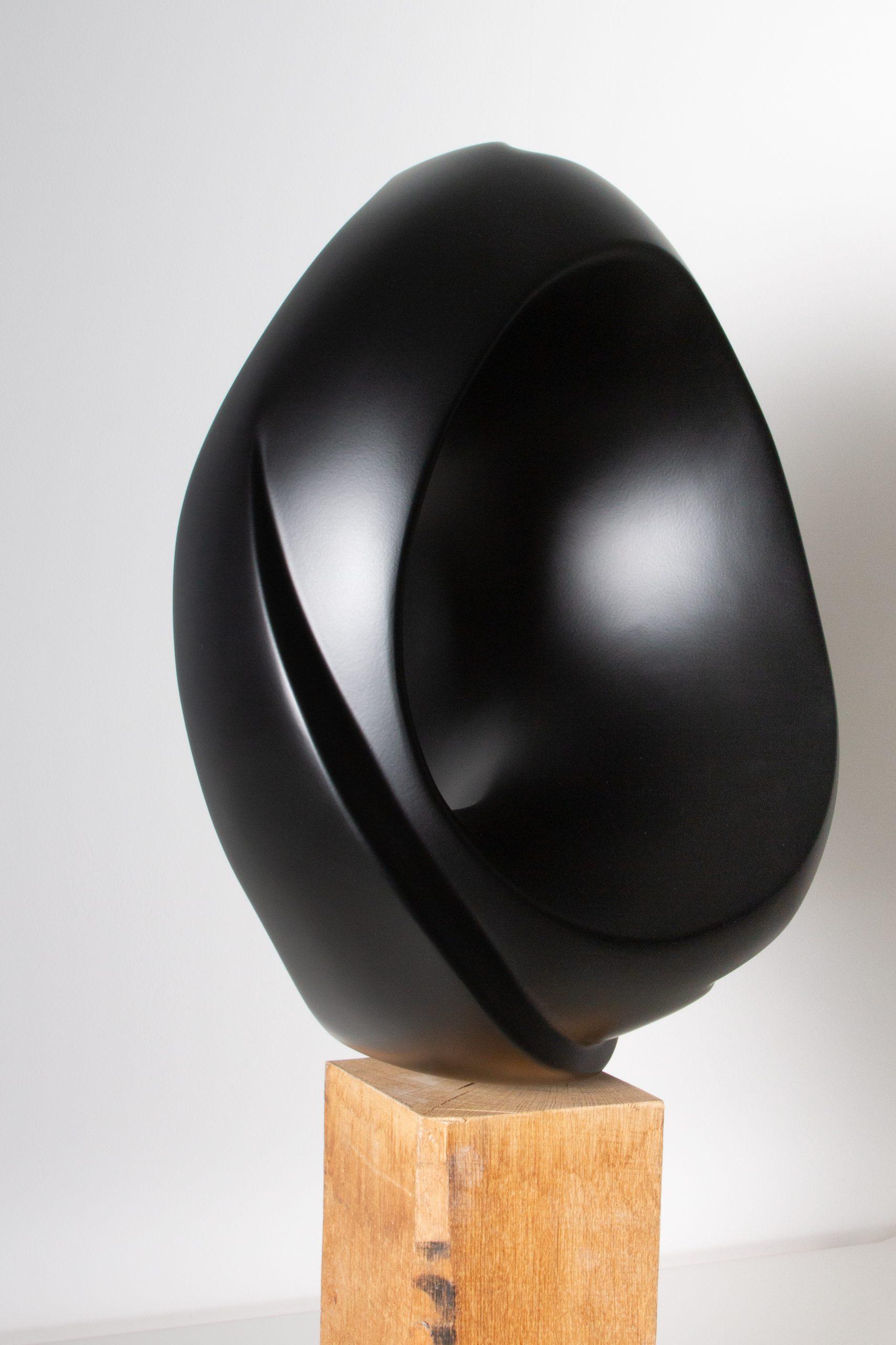 Kunst: Black lines van kunstenaar Monique Lipsch