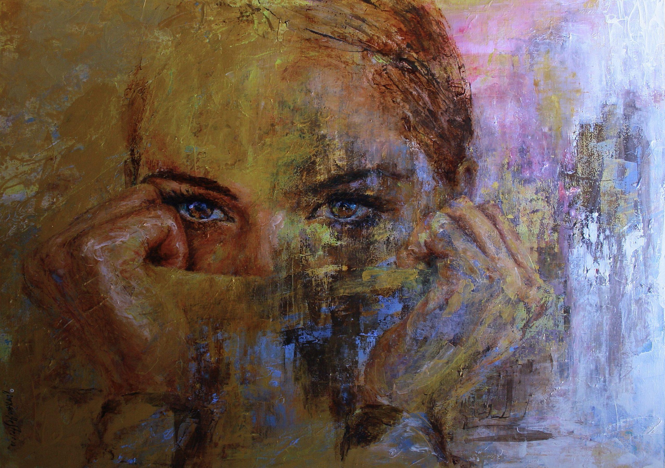 Kunst: Enrich van kunstenaar Bernadette Sterk