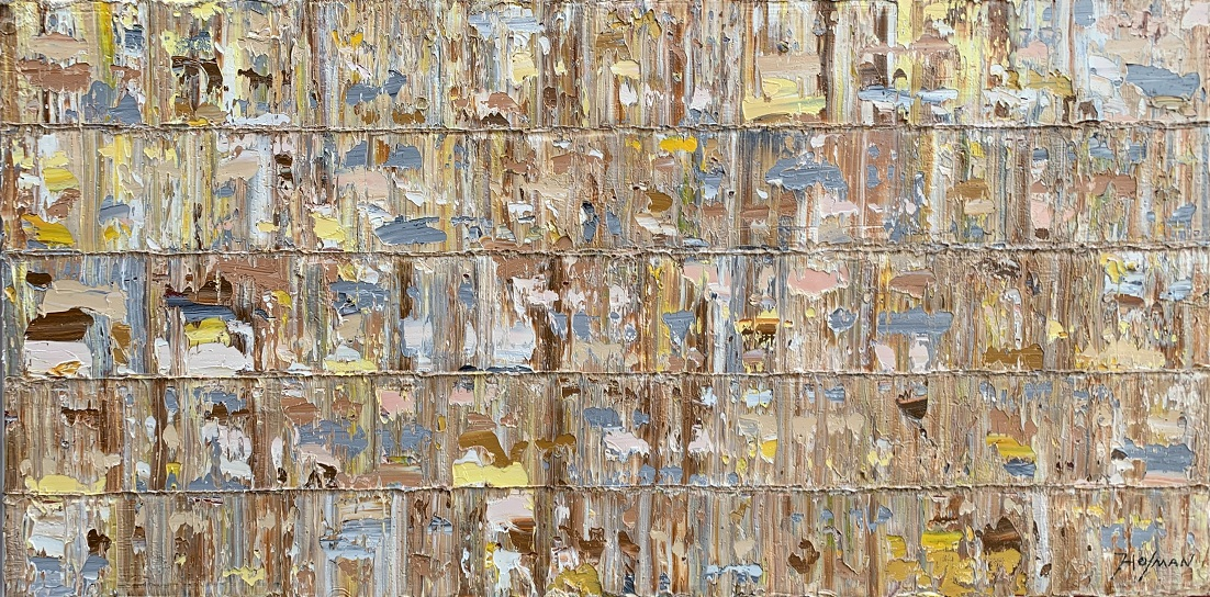 Kunst: Mayreau, Pacific van kunstenaar Rinus Hofman