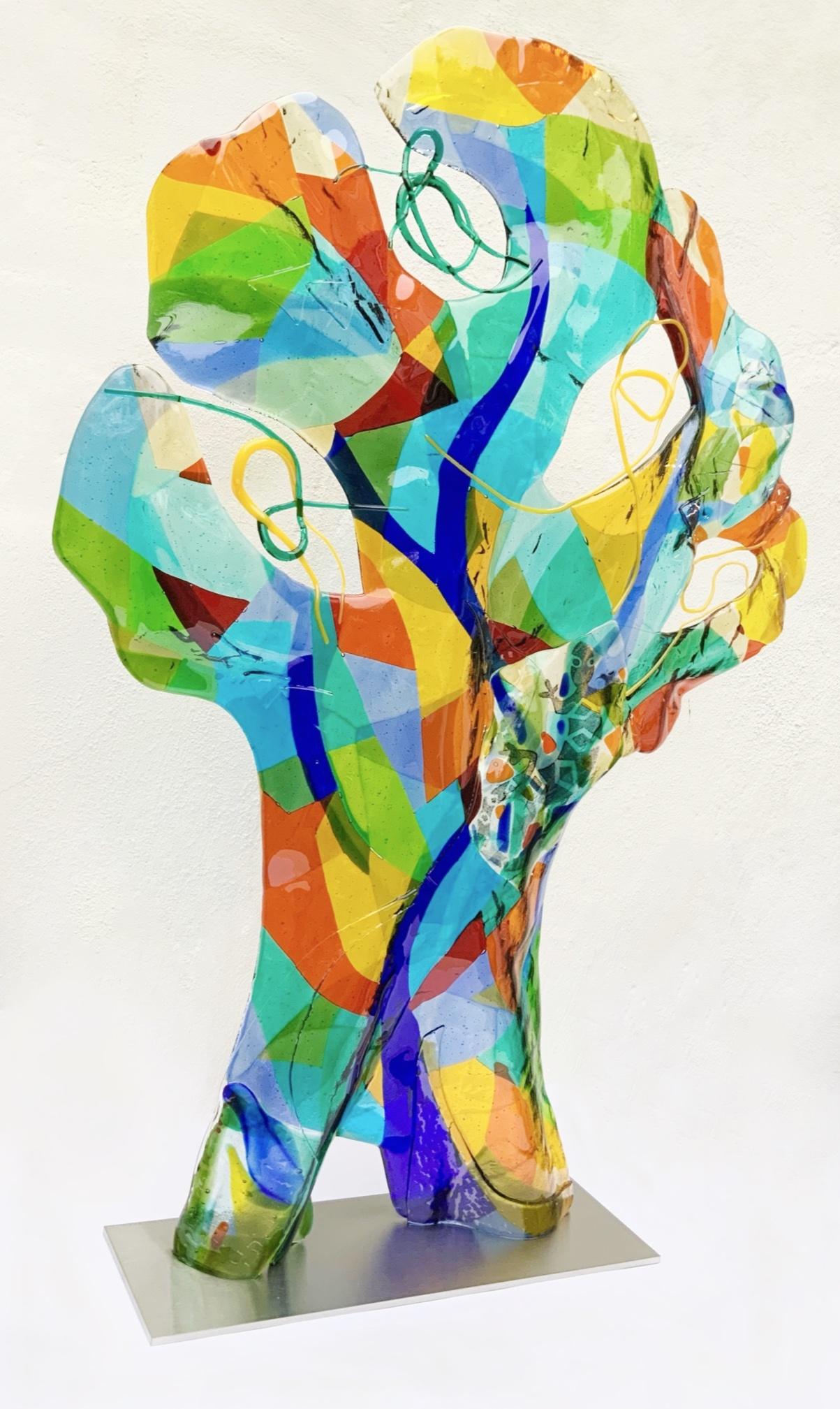 Kunst: Paleotree van kunstenaar Angenelle Thijssen