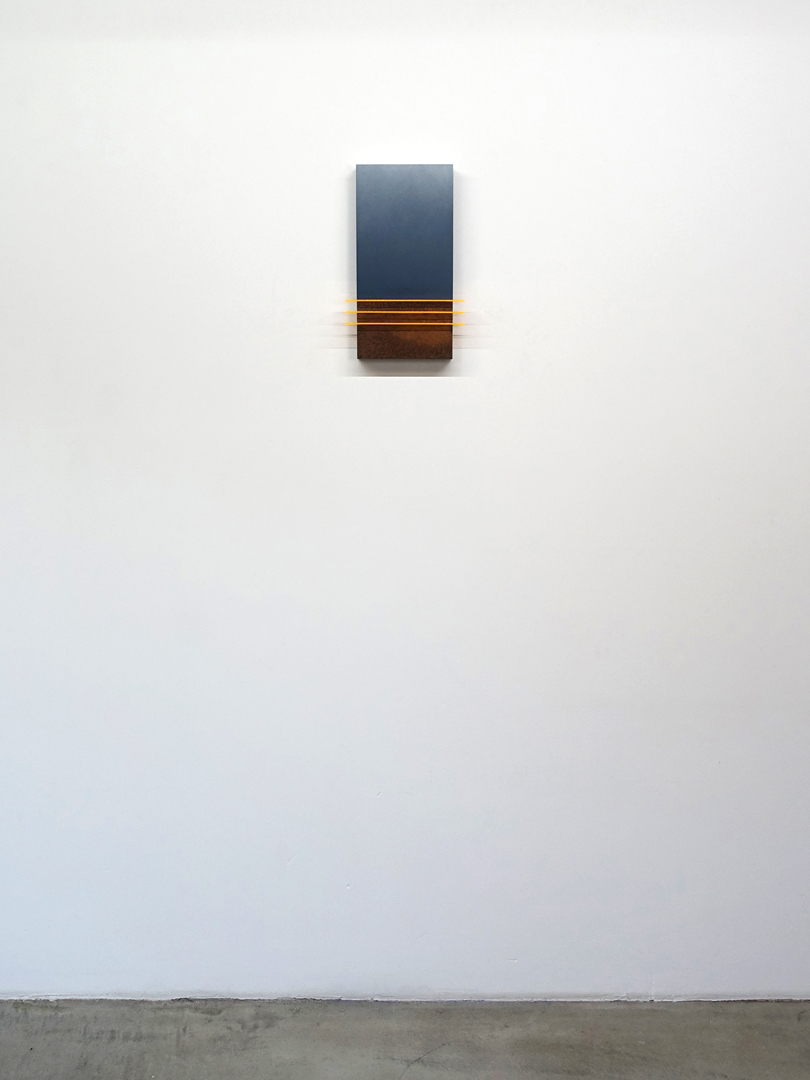 Kunst: Rhythm & Blues van kunstenaar Geeske van de Molengraft