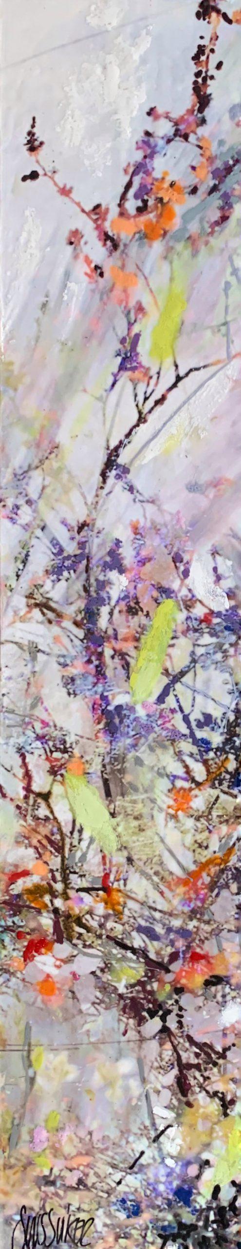 Kunst: Symbiose 80-22 van kunstenaar Suus Suiker