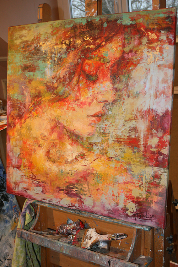 Kunst: You van kunstenaar Evelyn Hamilton