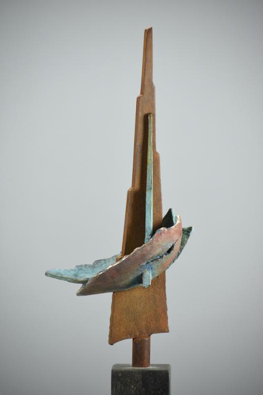 Kunst: Anwell (Geliefd) van kunstenaar Geert Verstappen