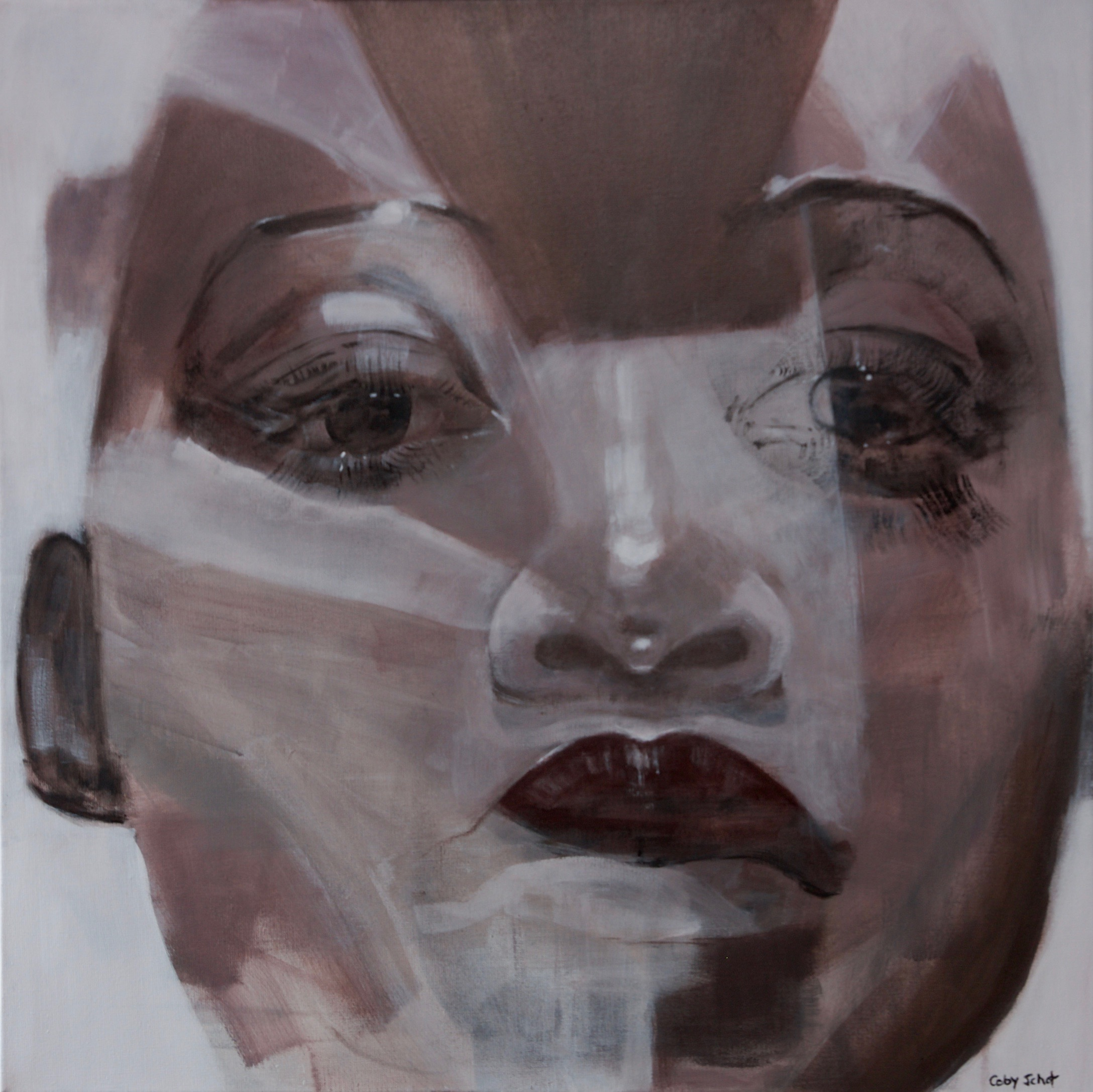 Kunst: Aurora van kunstenaar Coby Schot