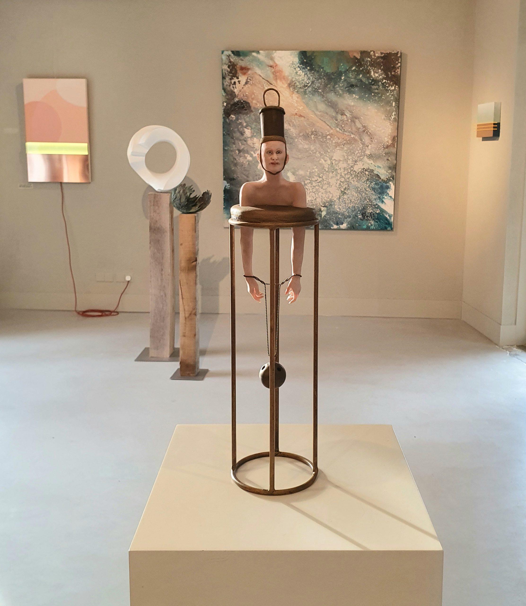 Kunst: Ballast van kunstenaar Saskia Hoeboer