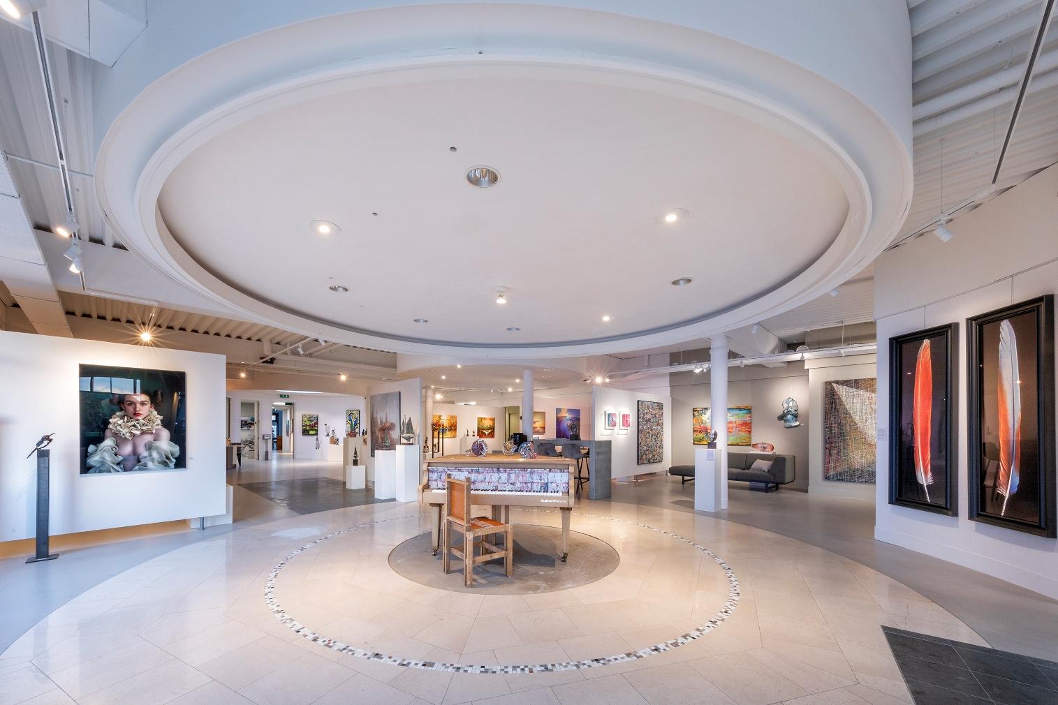 grote kunstgalerie