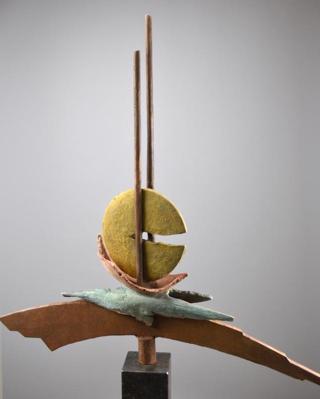 Kunst: Deva (goddelijk) van kunstenaar Geert Verstappen