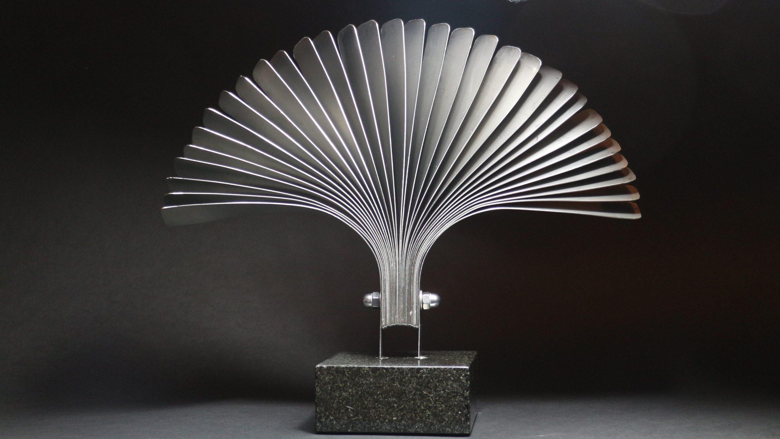 Kunst: Fan van kunstenaar Bert Verboon
