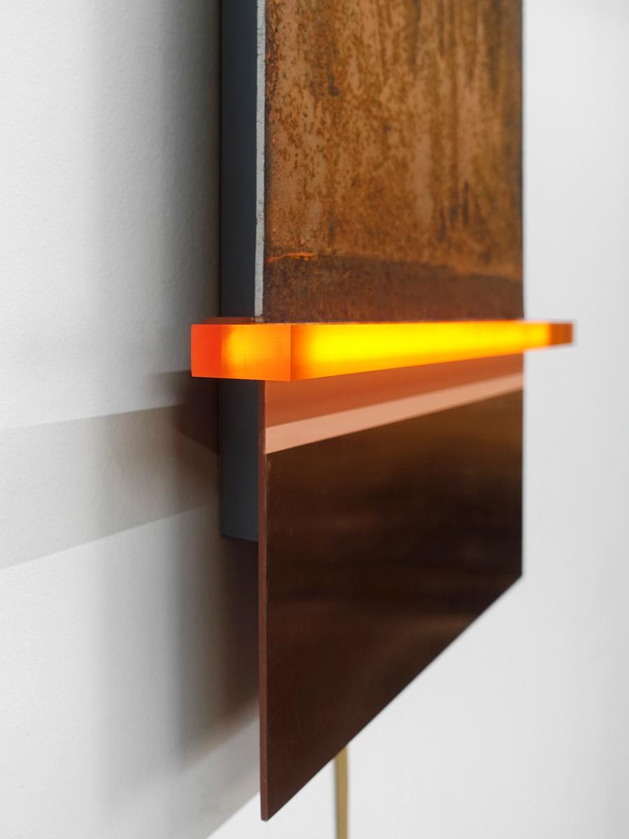 Kunst: Licht Ontvlambaar van kunstenaar Geeske van de Molengraft