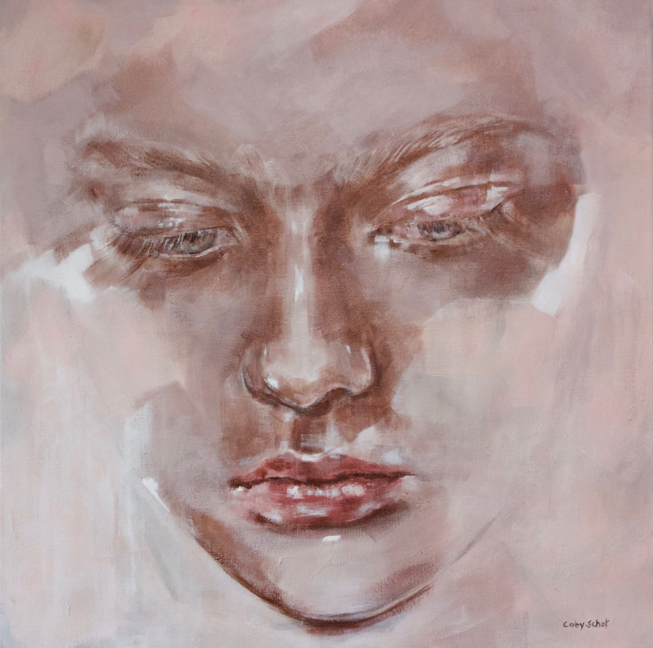 Kunst: Nearness van kunstenaar Coby Schot