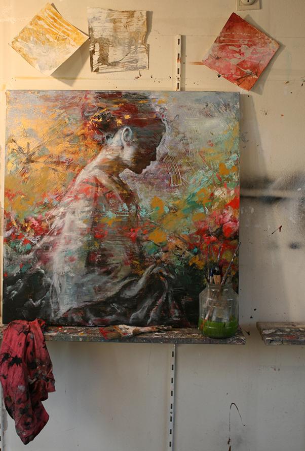 Kunst: Noa van kunstenaar Evelyn Hamilton