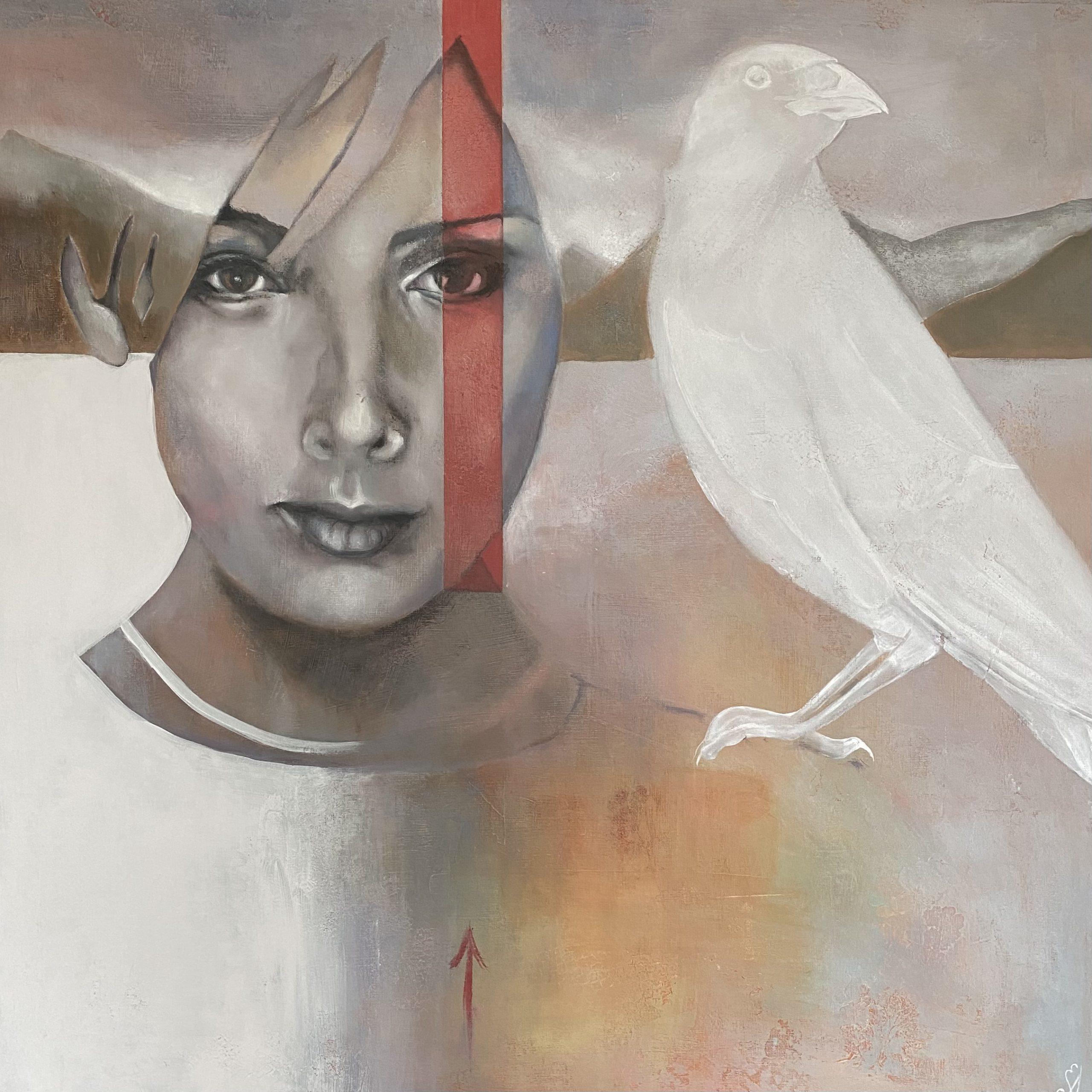 Kunst: Nord van kunstenaar Angelique-Mathijssen-van-den Bosch