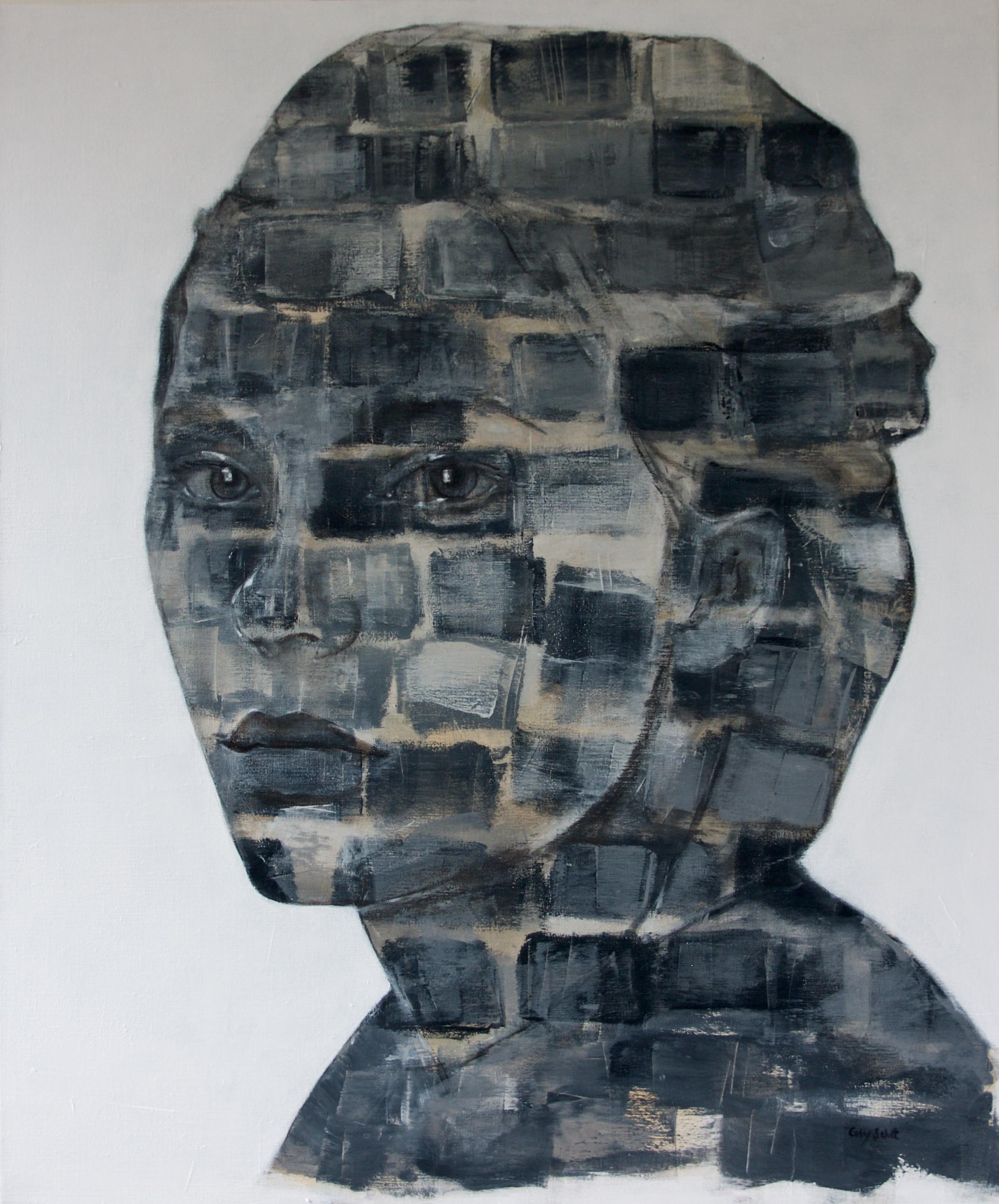 Kunst: 'Protection' van kunstenaar Coby Schot