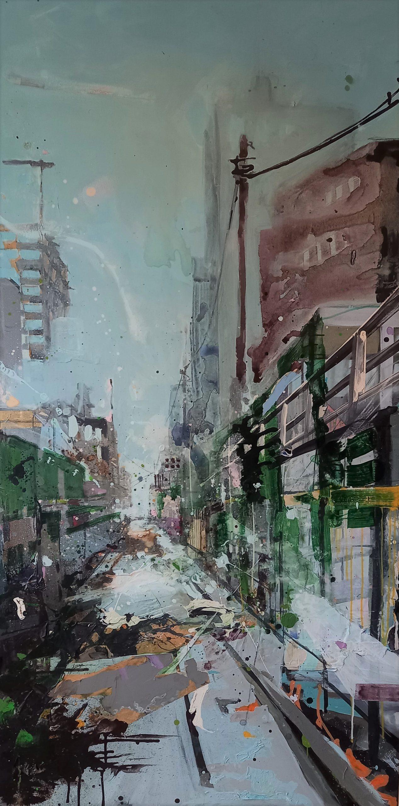 Kunst: Shopping van kunstenaar Anneke Koster